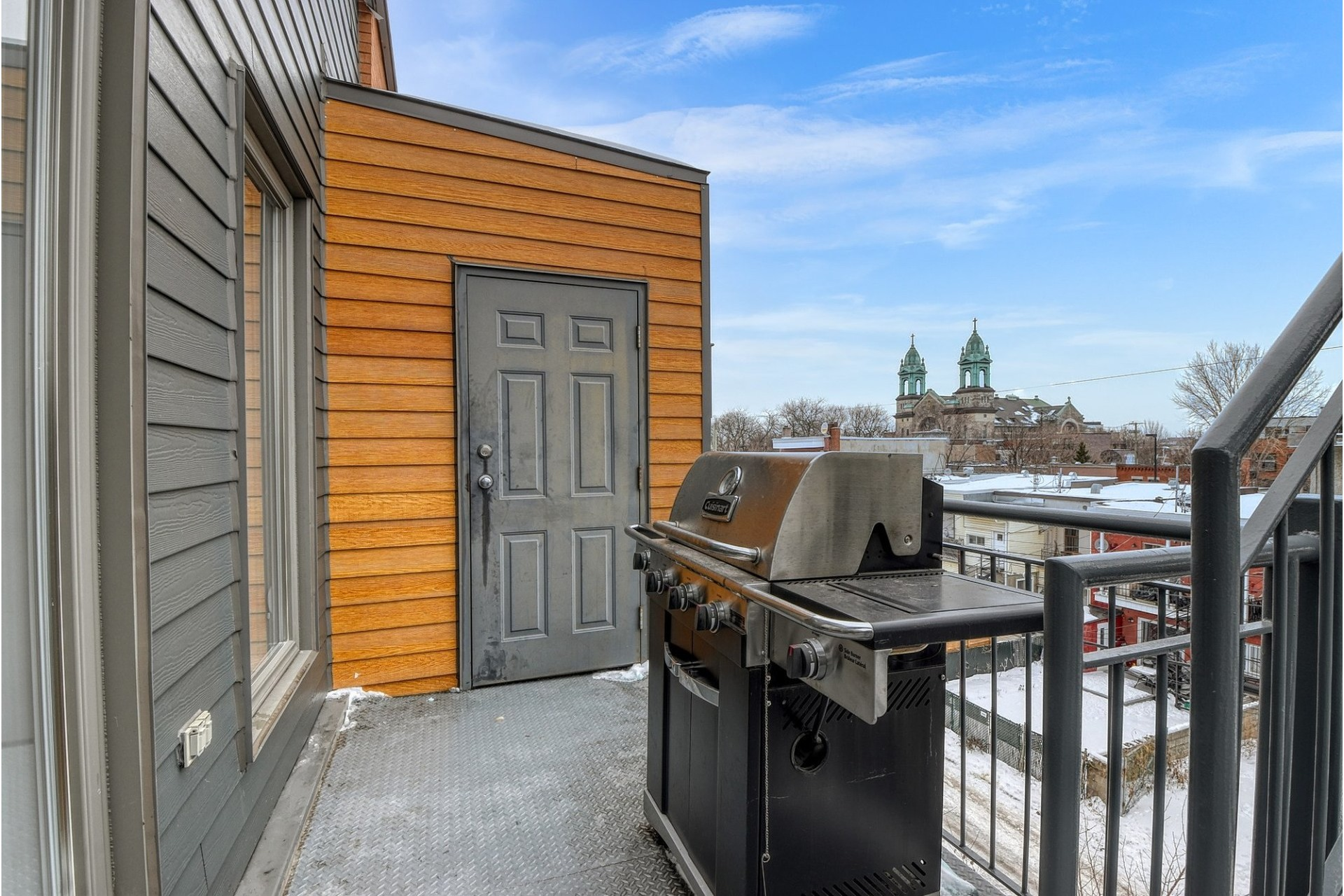 Apartment For rent Rosemont/La Petite-Patrie Montréal  - 5 rooms