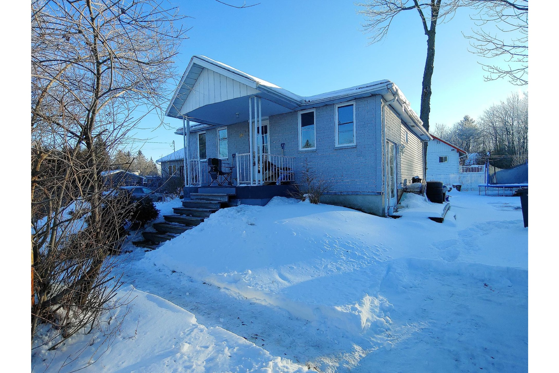 image 0 - House For sale La Plaine Terrebonne  - 8 rooms