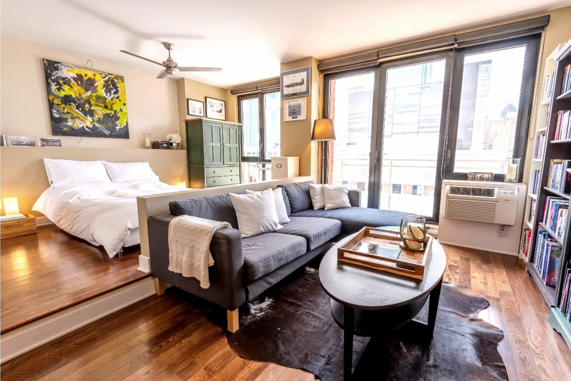 image 6 - Appartement À louer Le Sud-Ouest Montréal  - 5 pièces