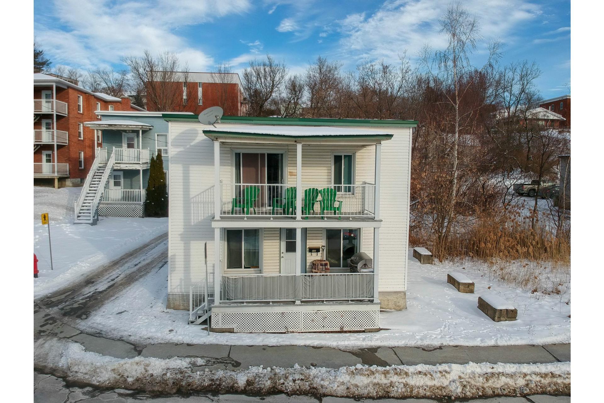 image 0 - Duplex À vendre Fleurimont Sherbrooke  - 4 pièces