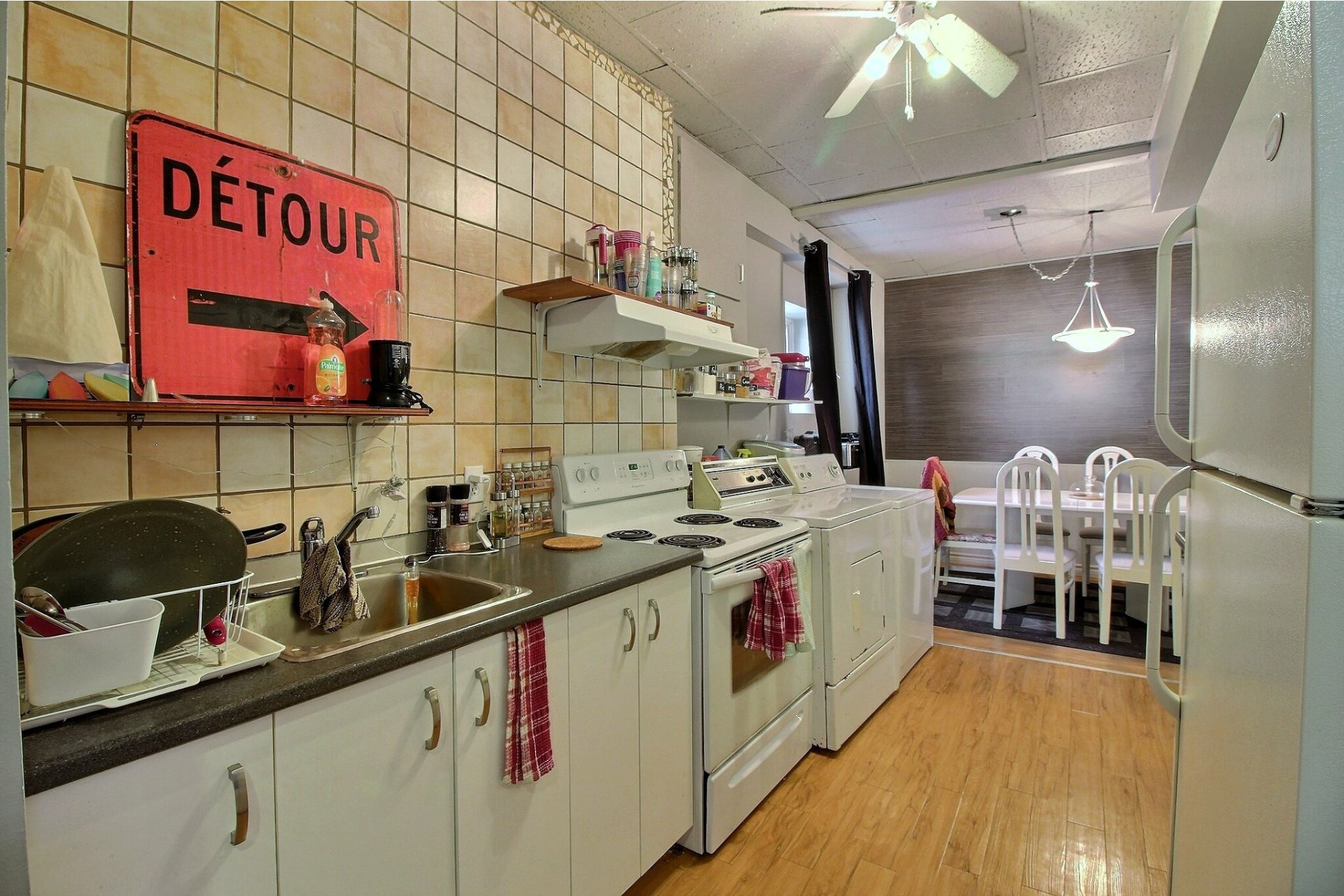 image 8 - Duplex À vendre Fleurimont Sherbrooke  - 4 pièces