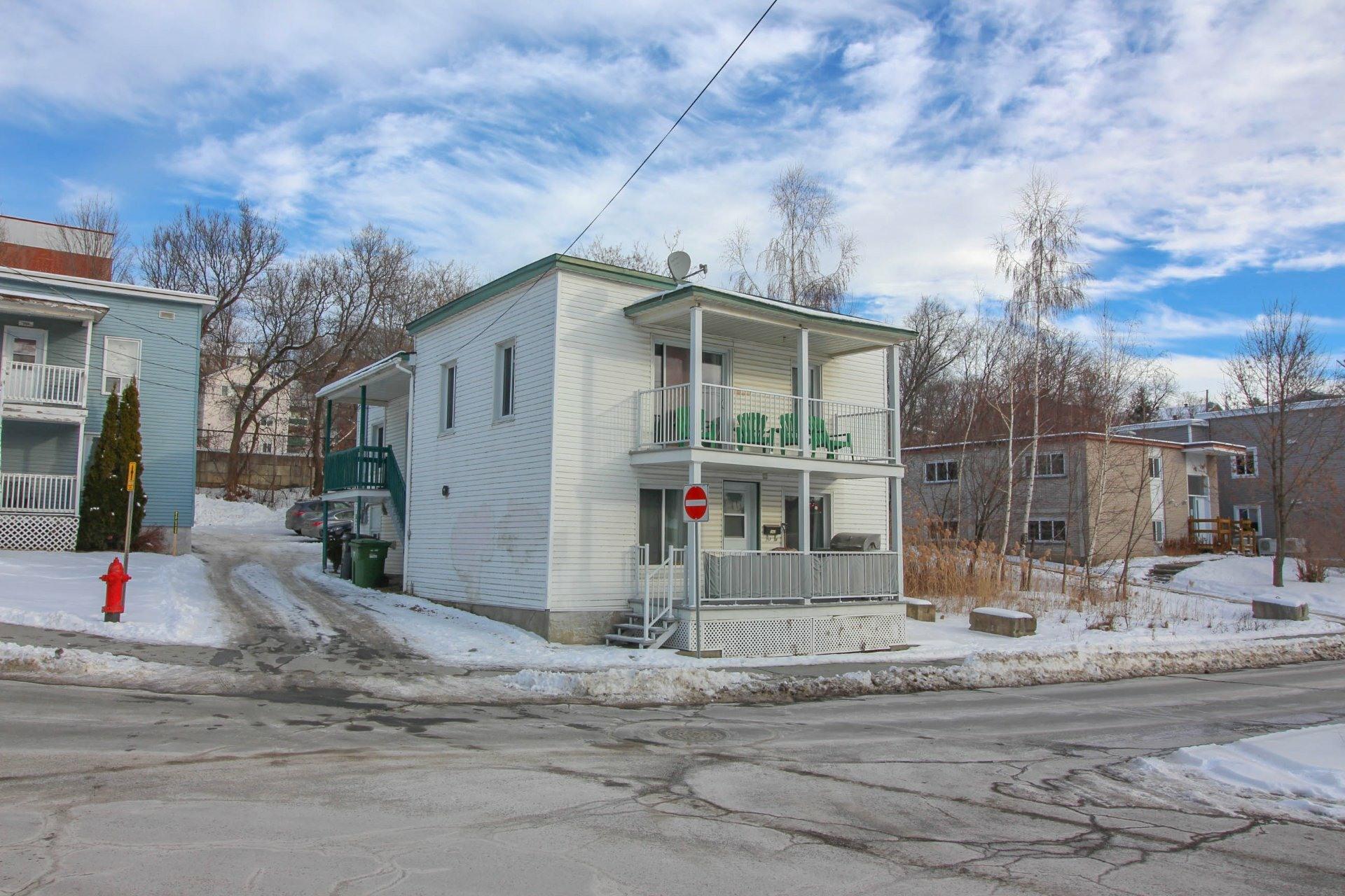 image 25 - Duplex À vendre Fleurimont Sherbrooke  - 4 pièces