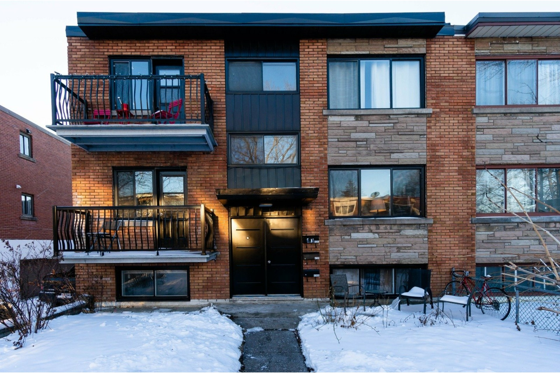image 0 - Duplex For sale Chomedey Laval  - 6 rooms
