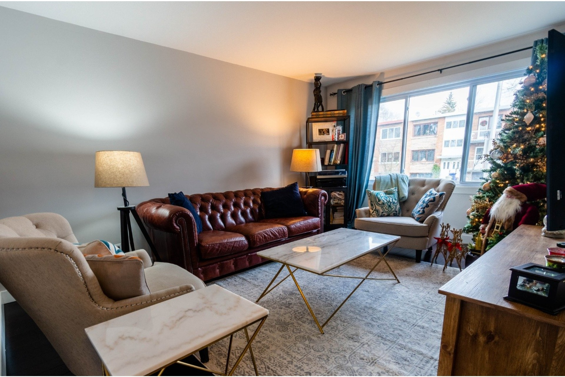 image 2 - Duplex For sale Chomedey Laval  - 6 rooms