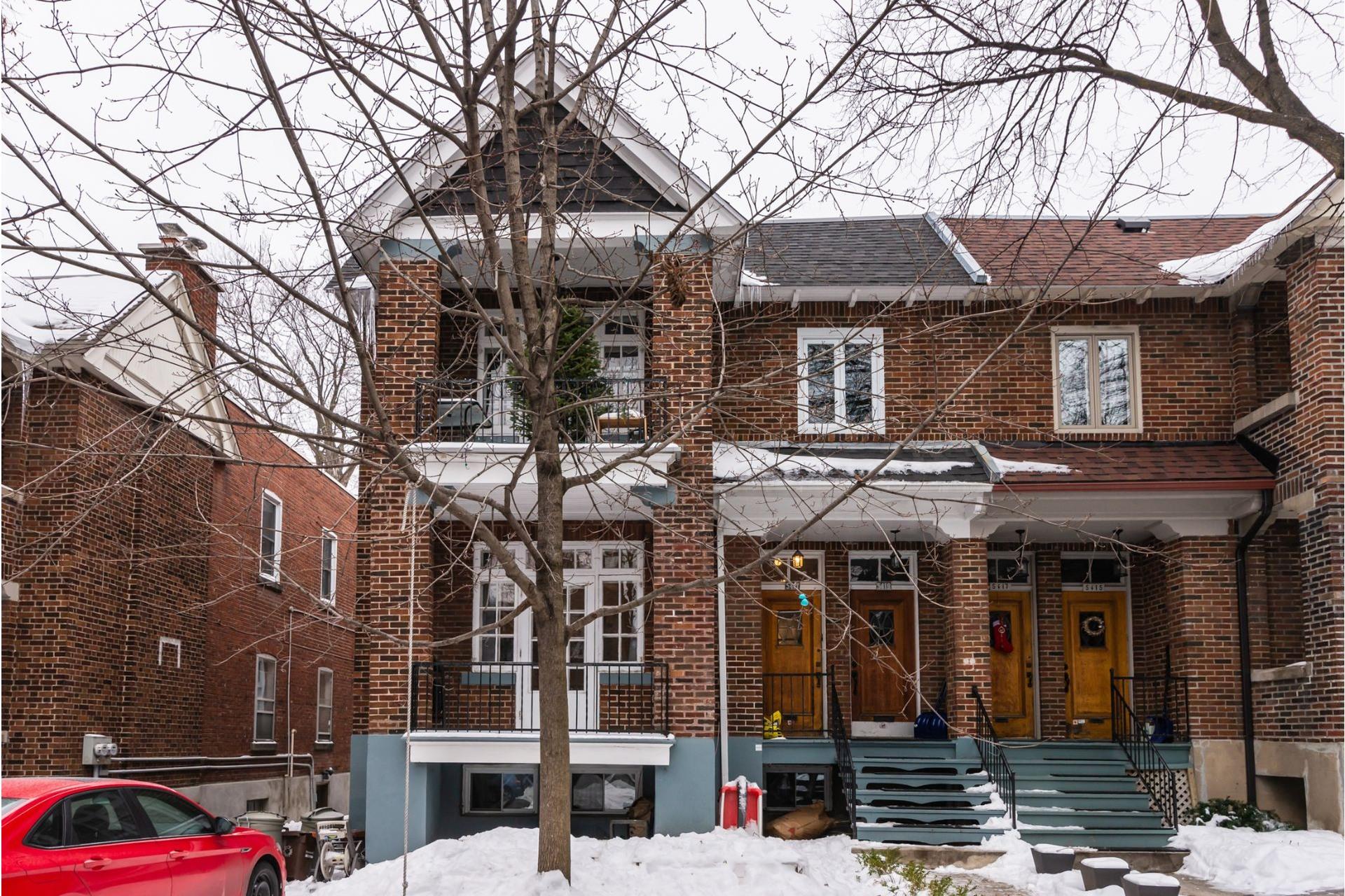 image 0 - Apartment For sale Côte-des-Neiges/Notre-Dame-de-Grâce Montréal  - 9 rooms
