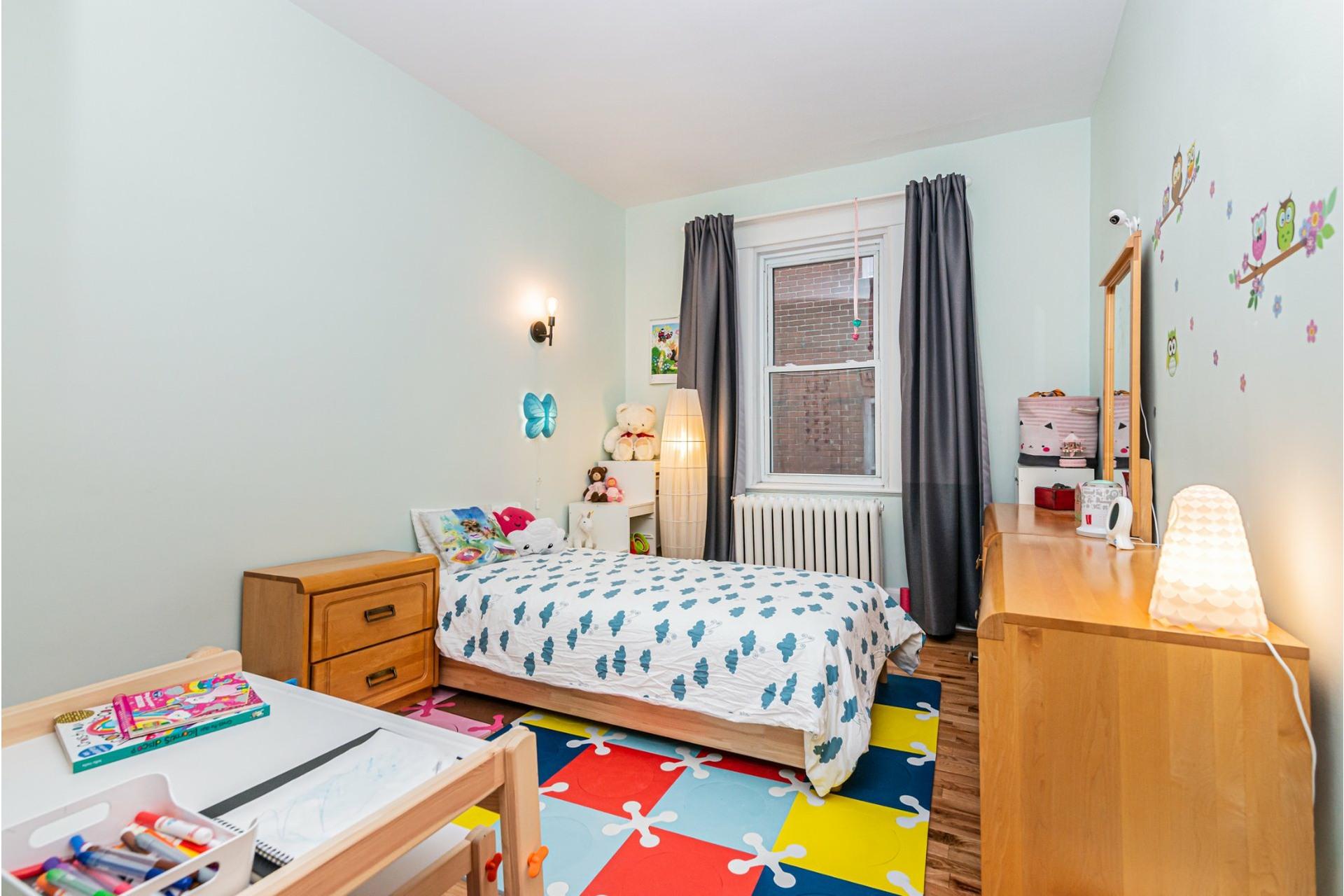 image 6 - Apartment For sale Côte-des-Neiges/Notre-Dame-de-Grâce Montréal  - 9 rooms
