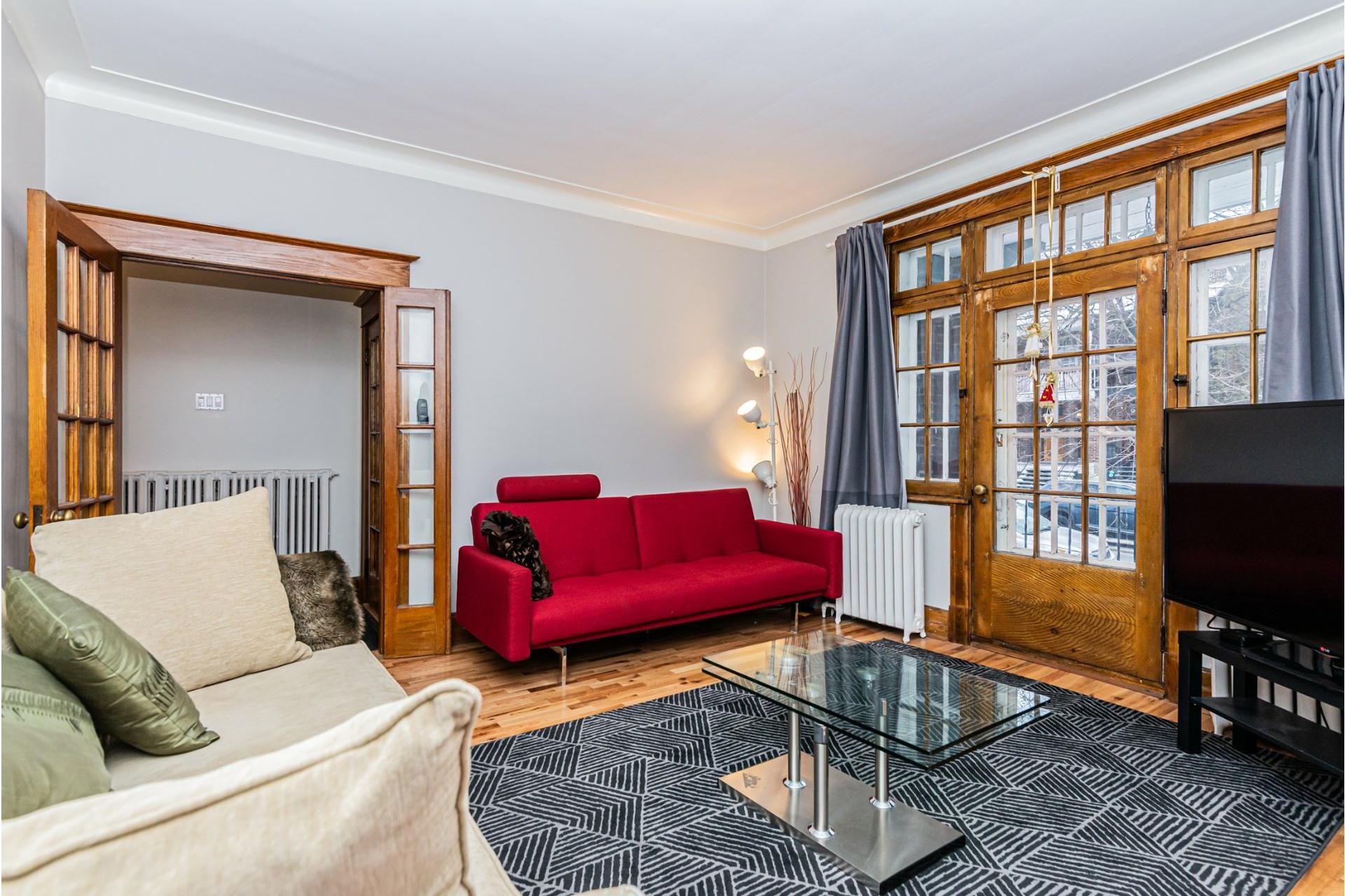 image 3 - Apartment For sale Côte-des-Neiges/Notre-Dame-de-Grâce Montréal  - 9 rooms