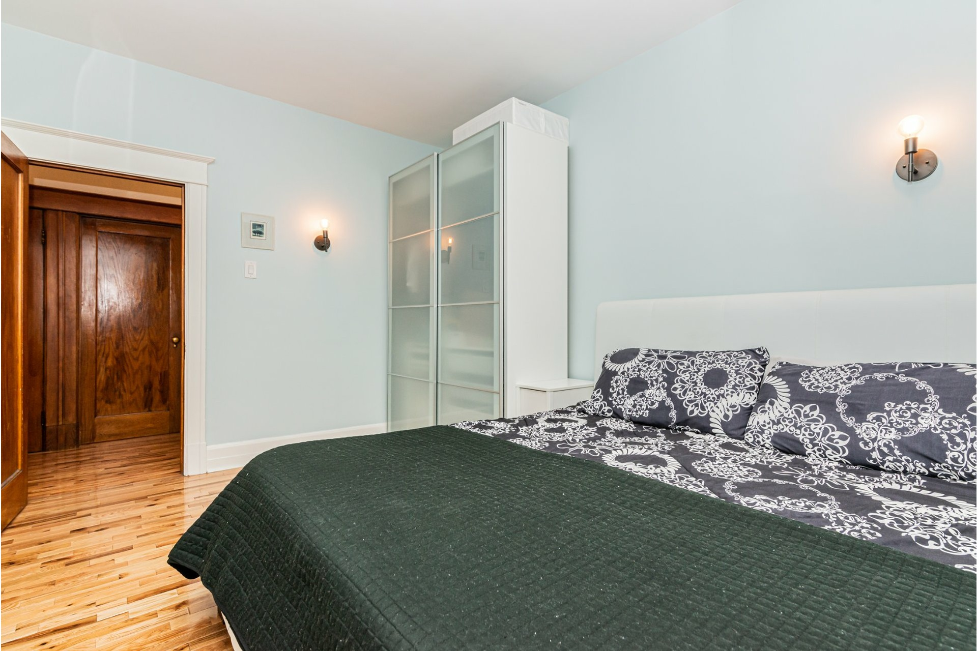 image 8 - Apartment For sale Côte-des-Neiges/Notre-Dame-de-Grâce Montréal  - 9 rooms