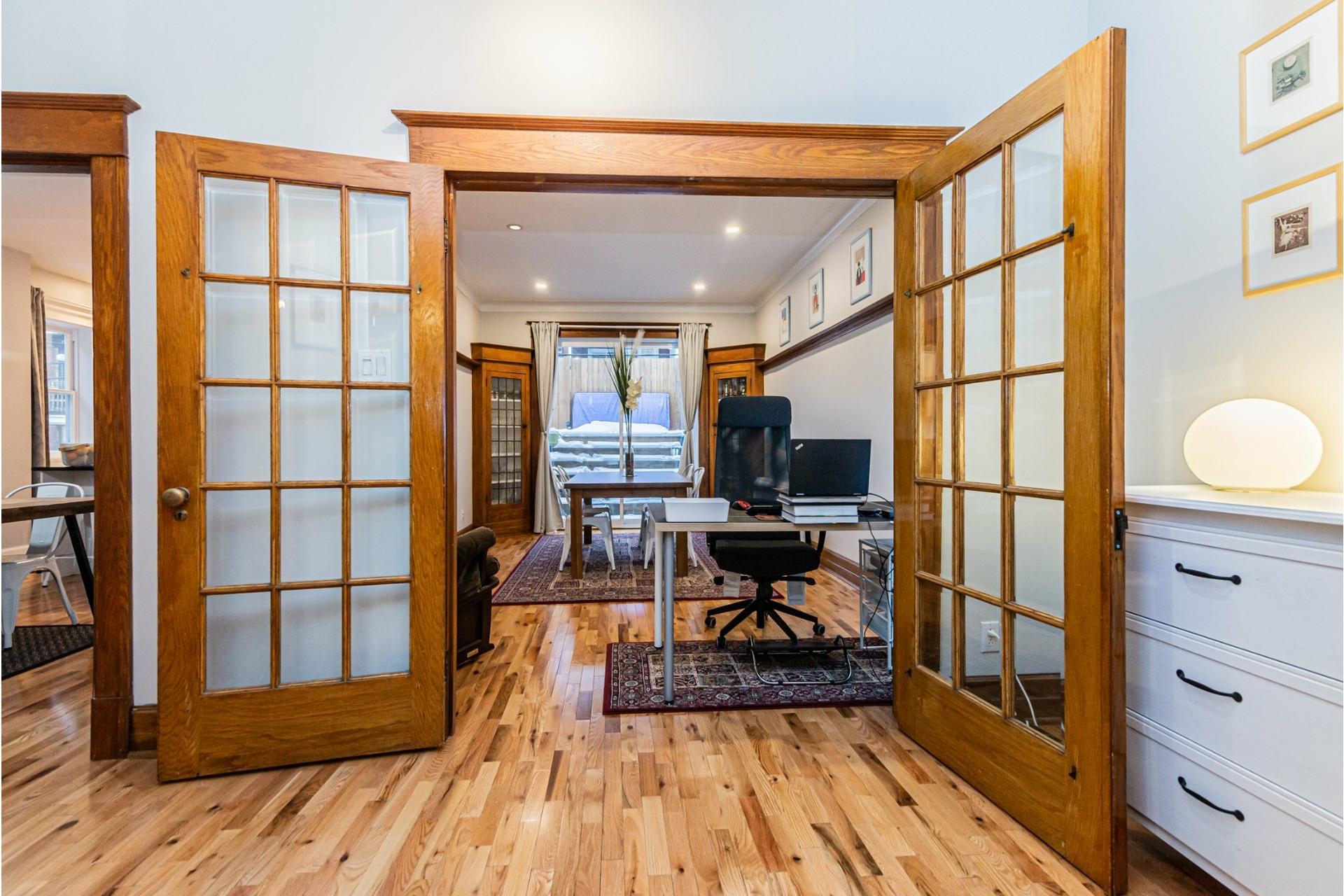 image 9 - Apartment For sale Côte-des-Neiges/Notre-Dame-de-Grâce Montréal  - 9 rooms
