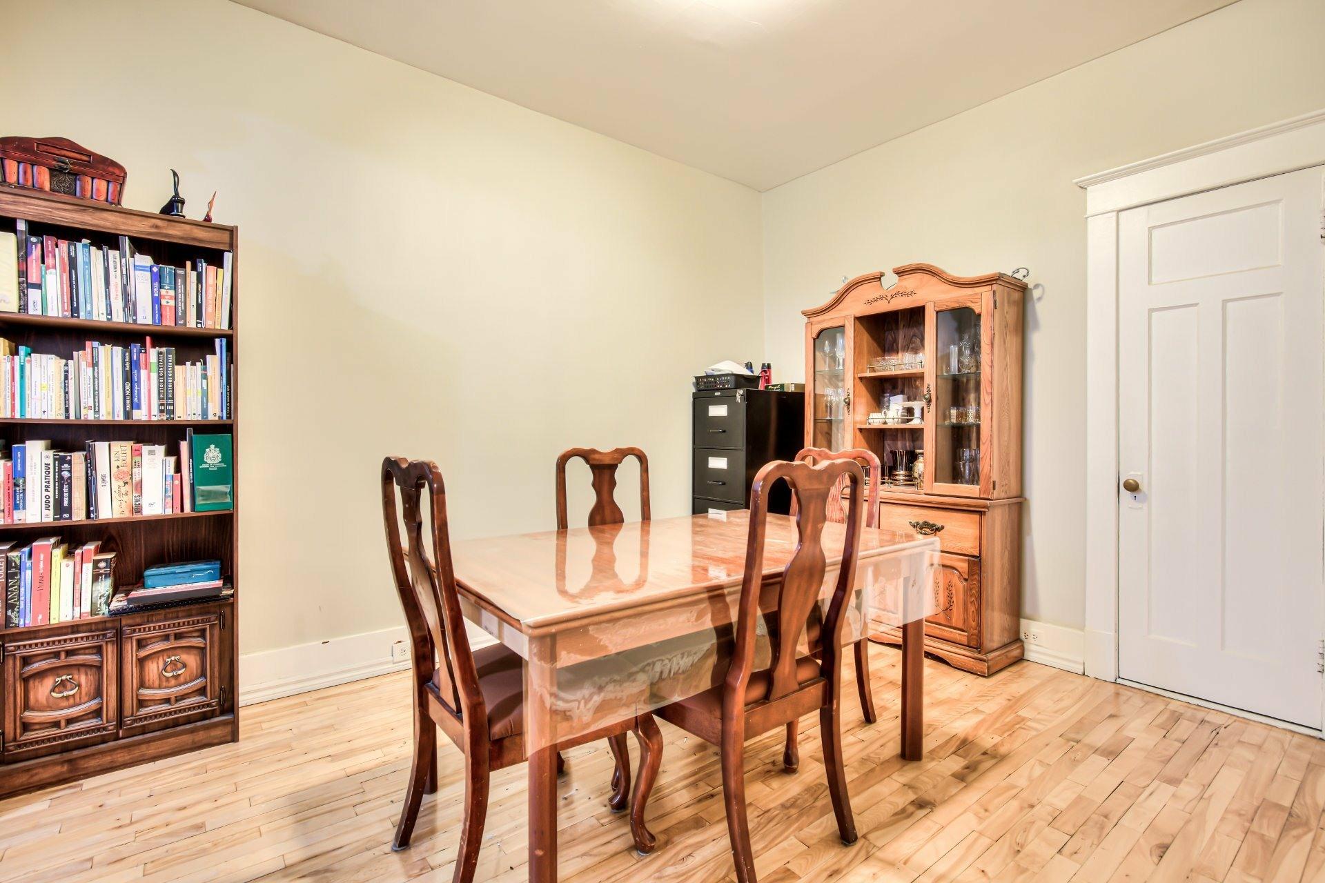 image 7 - Triplex For sale Le Sud-Ouest Montréal  - 4 rooms