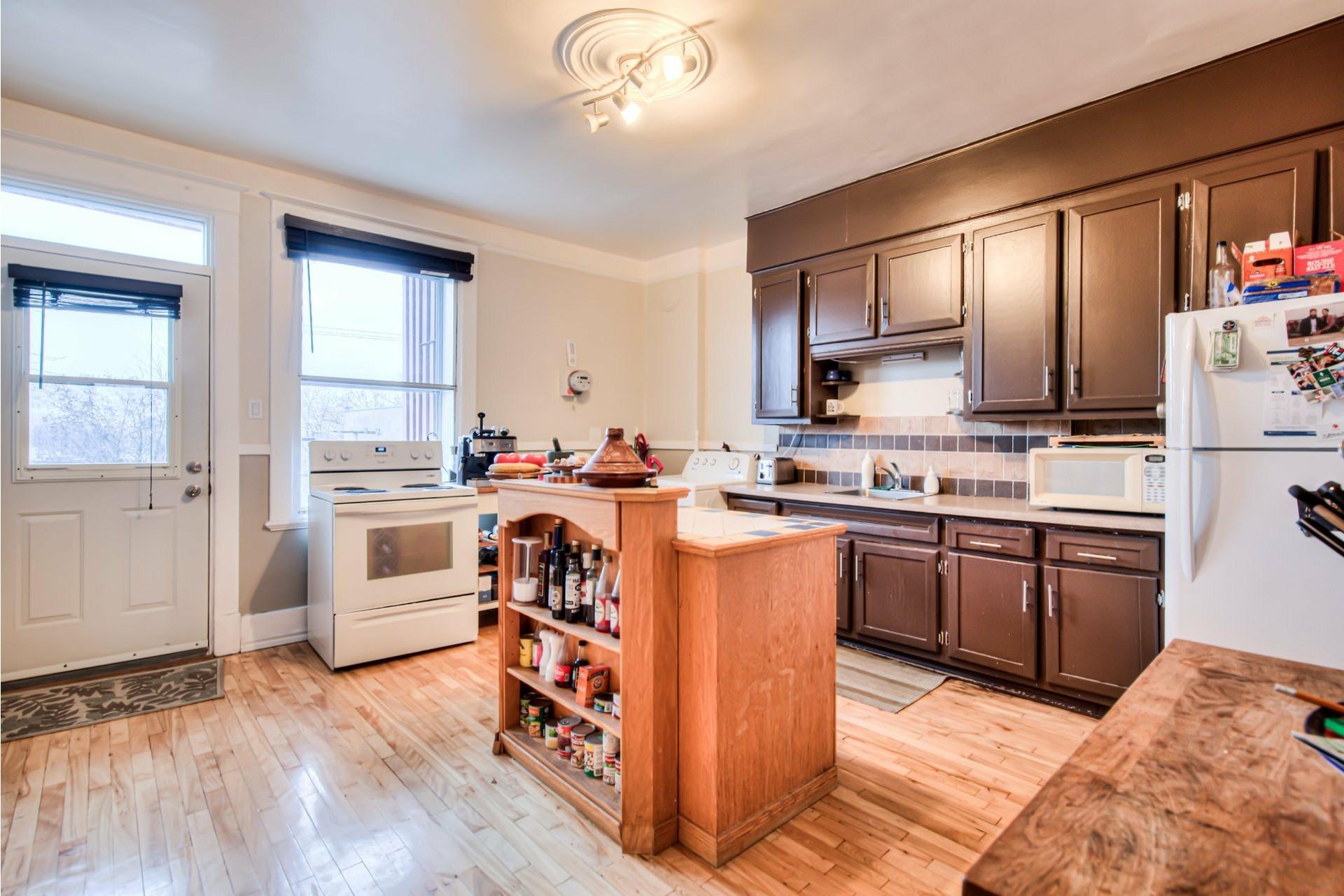 image 4 - Triplex For sale Le Sud-Ouest Montréal  - 4 rooms