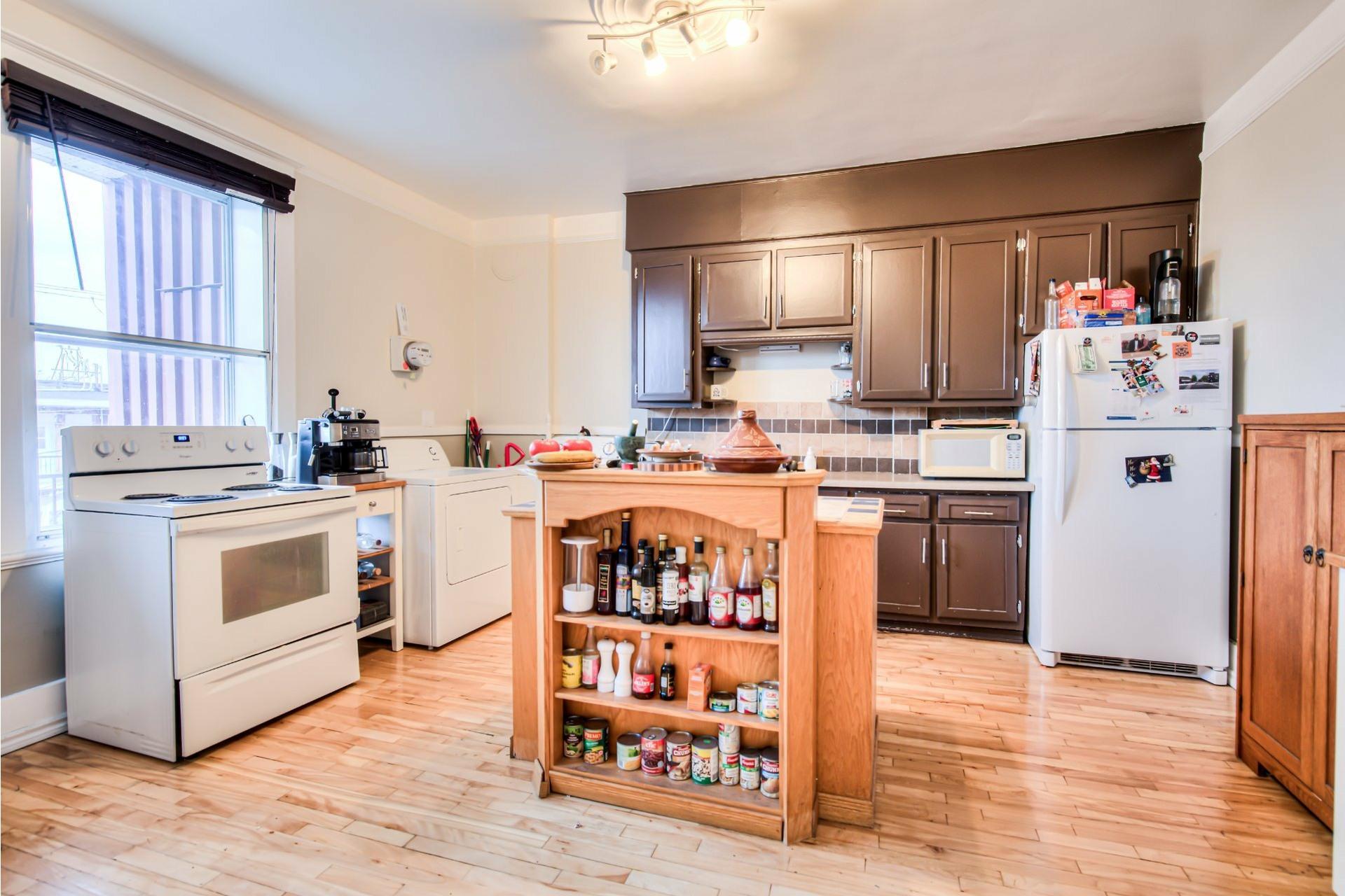 image 3 - Triplex For sale Le Sud-Ouest Montréal  - 4 rooms