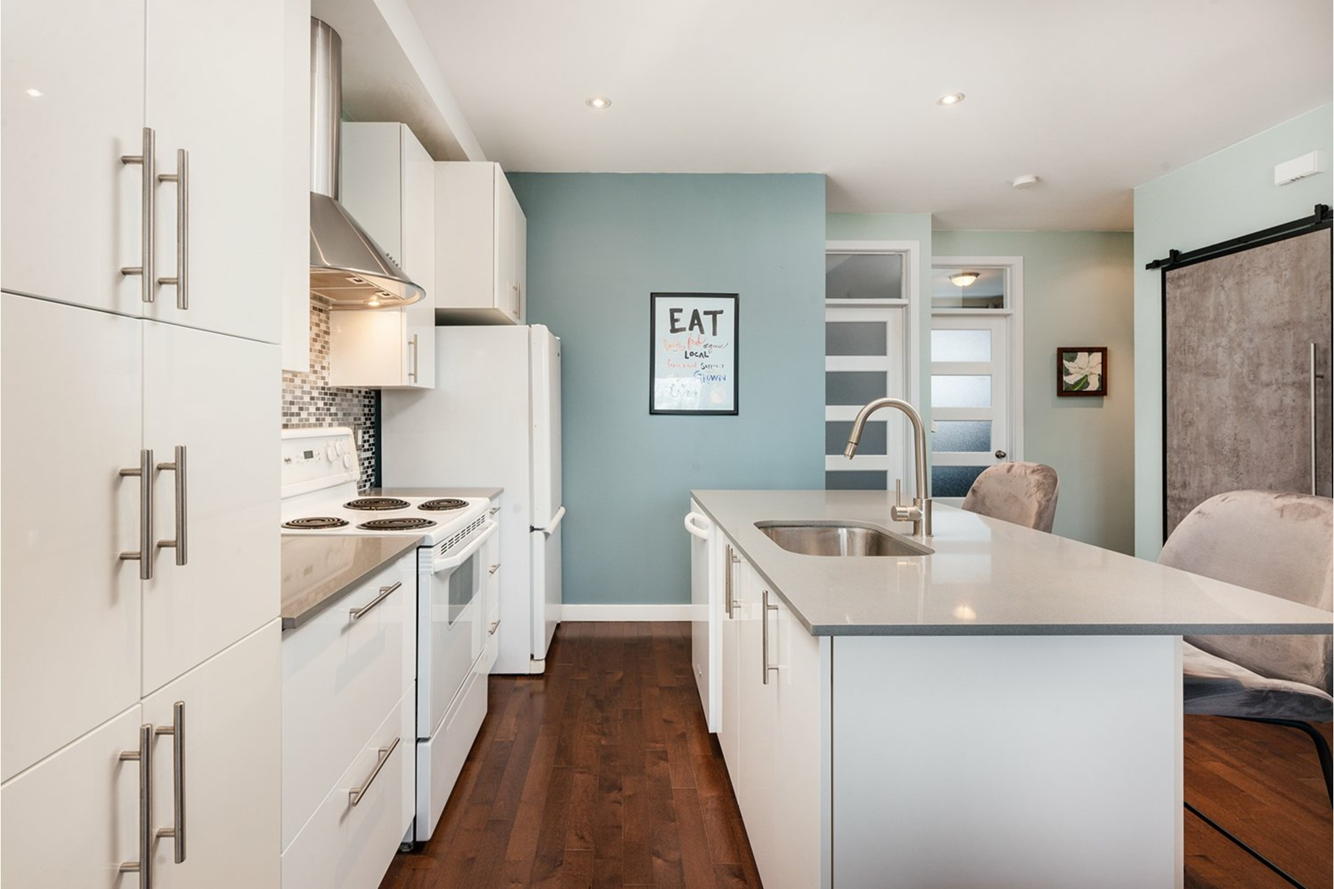 image 11 - Appartement À vendre LaSalle Montréal  - 5 pièces