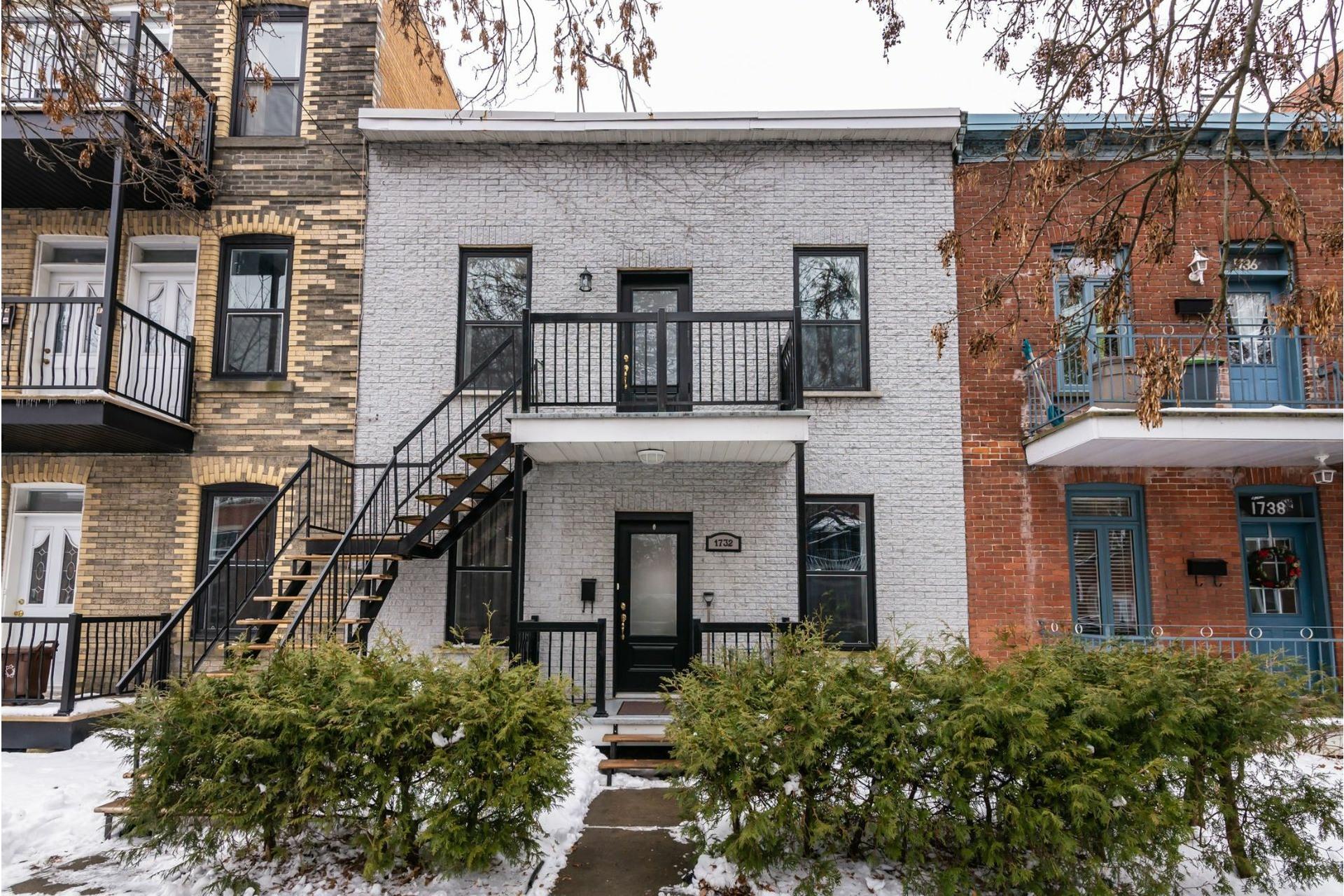 image 0 - Maison À vendre Le Sud-Ouest Montréal  - 10 pièces