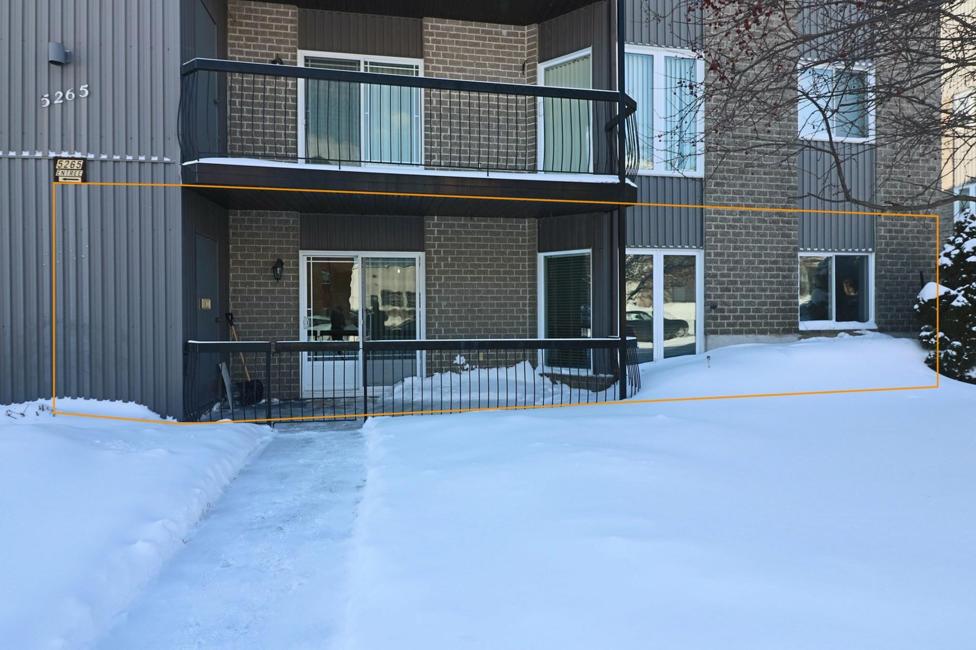 image 1 - Appartement À vendre Trois-Rivières - 8 pièces