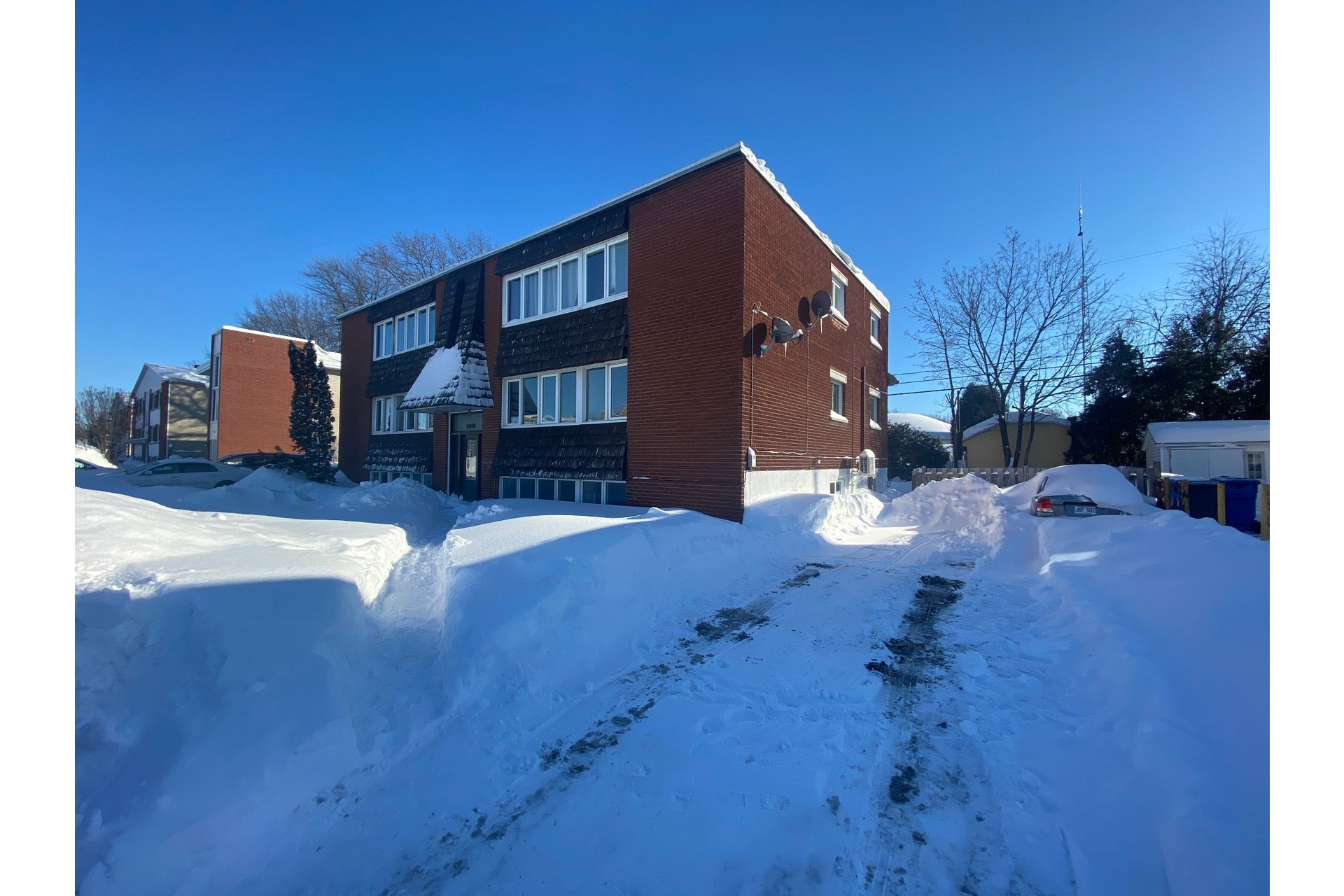 image 2 - Apartment For sale Sorel-Tracy - 5 rooms