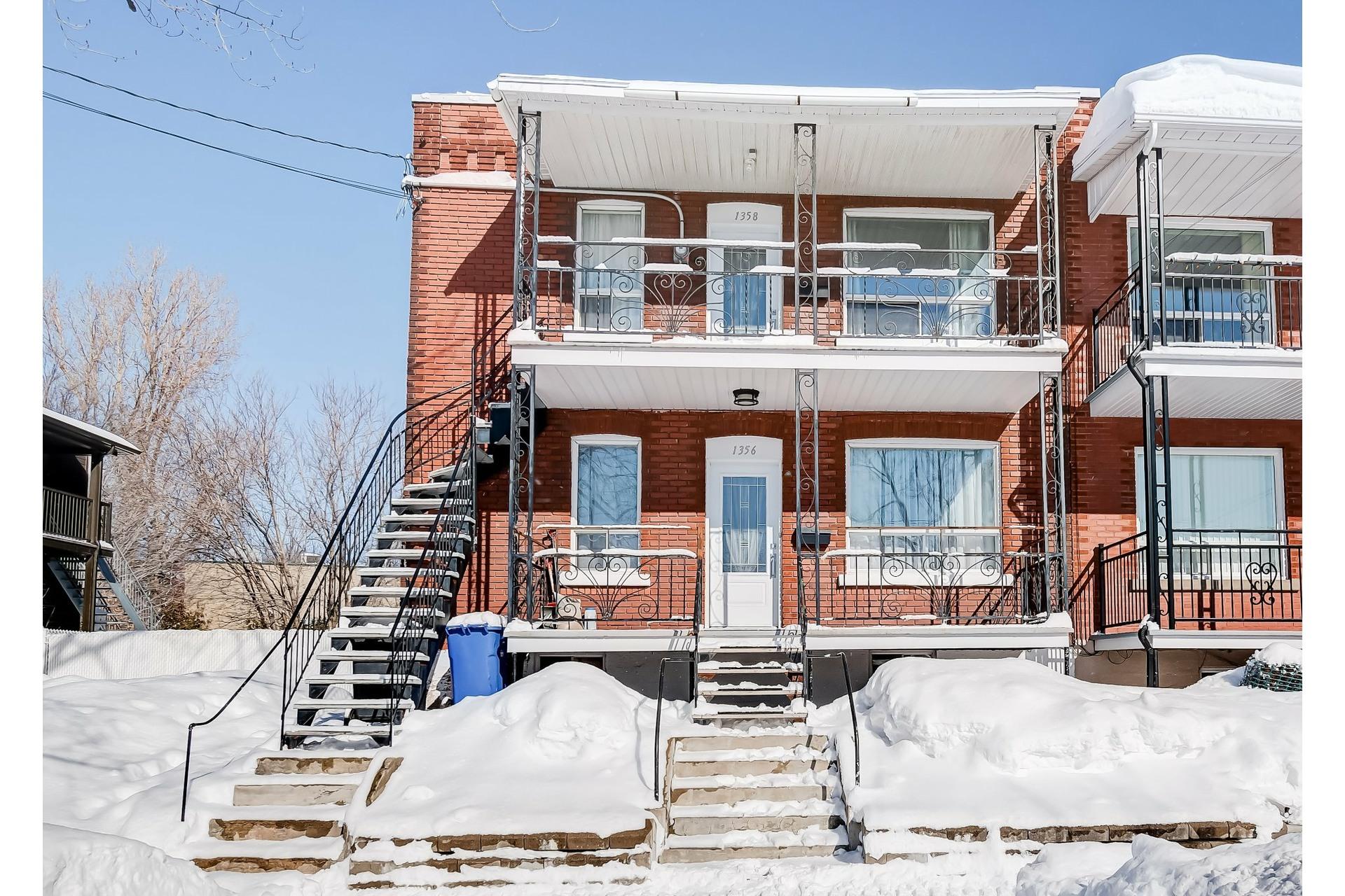 image 0 - Duplex À vendre Trois-Rivières - 3 pièces