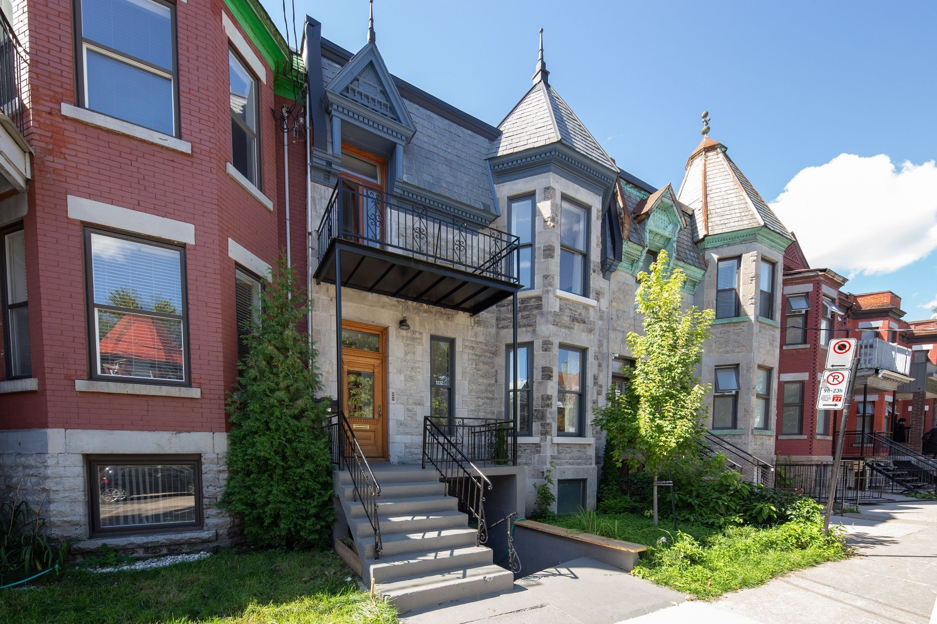 image 1 - Maison À vendre Le Plateau-Mont-Royal Montréal  - 18 pièces