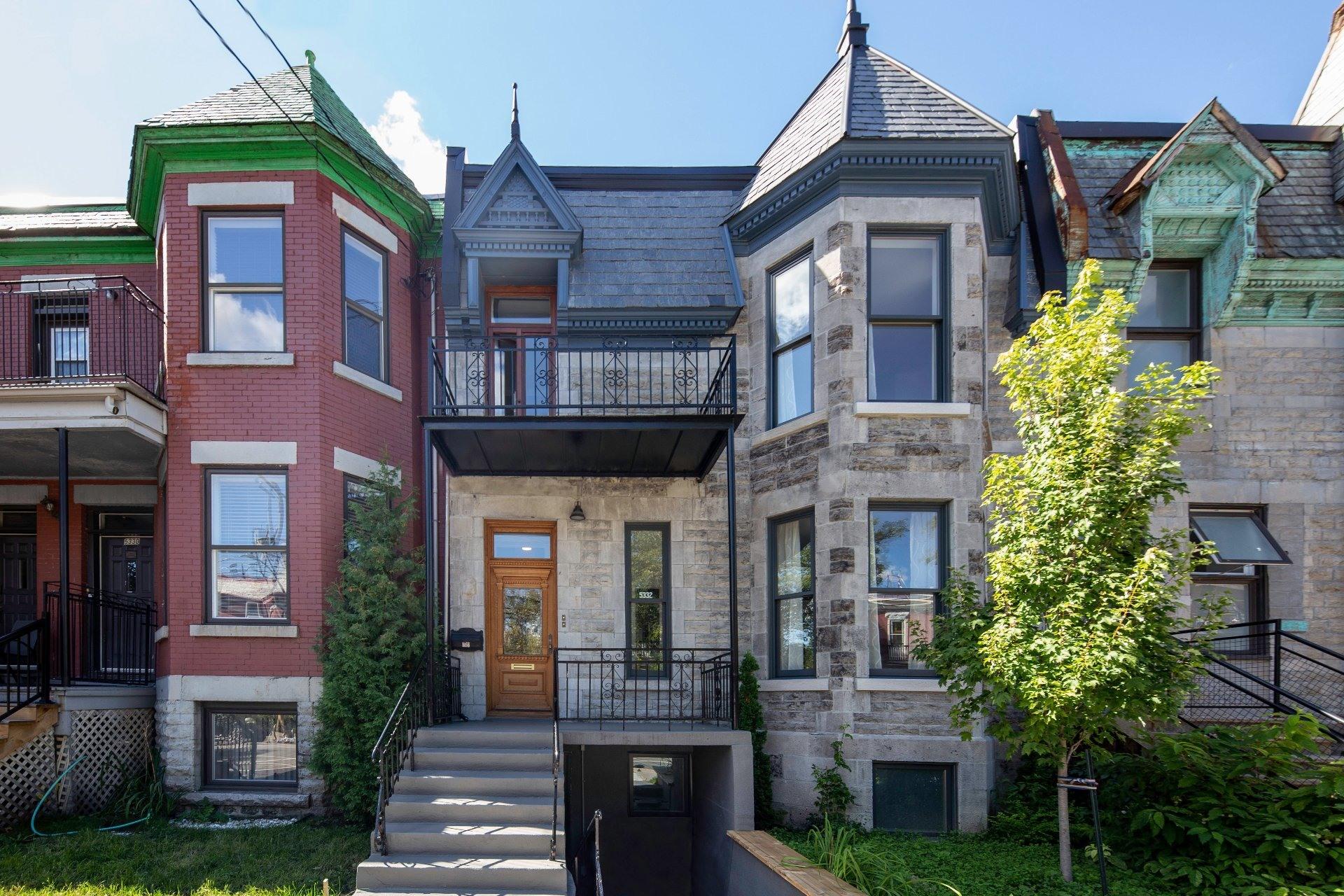 image 0 - Maison À vendre Le Plateau-Mont-Royal Montréal  - 18 pièces