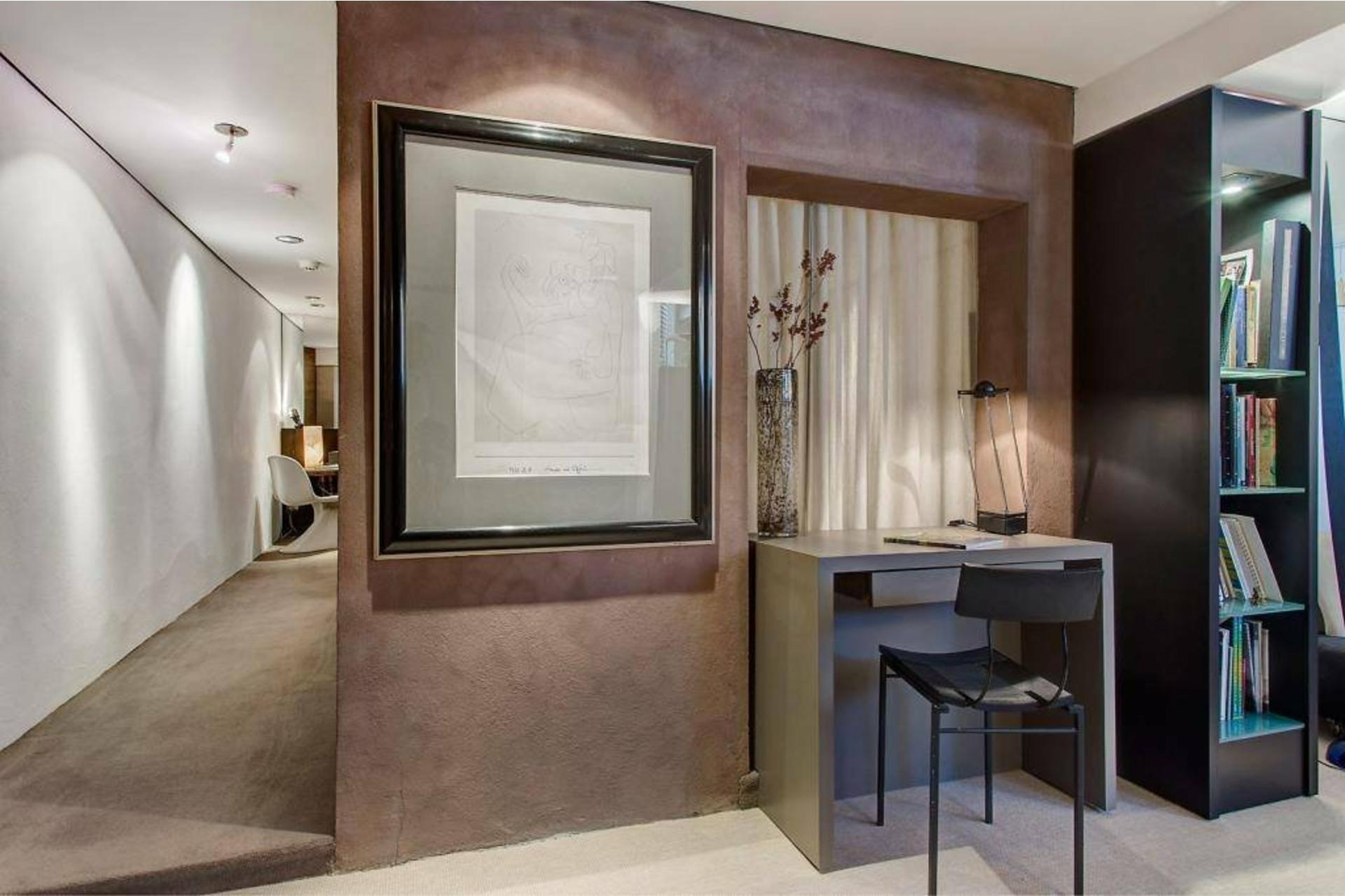 image 6 - Apartment For sale Côte-des-Neiges/Notre-Dame-de-Grâce Montréal  - 6 rooms