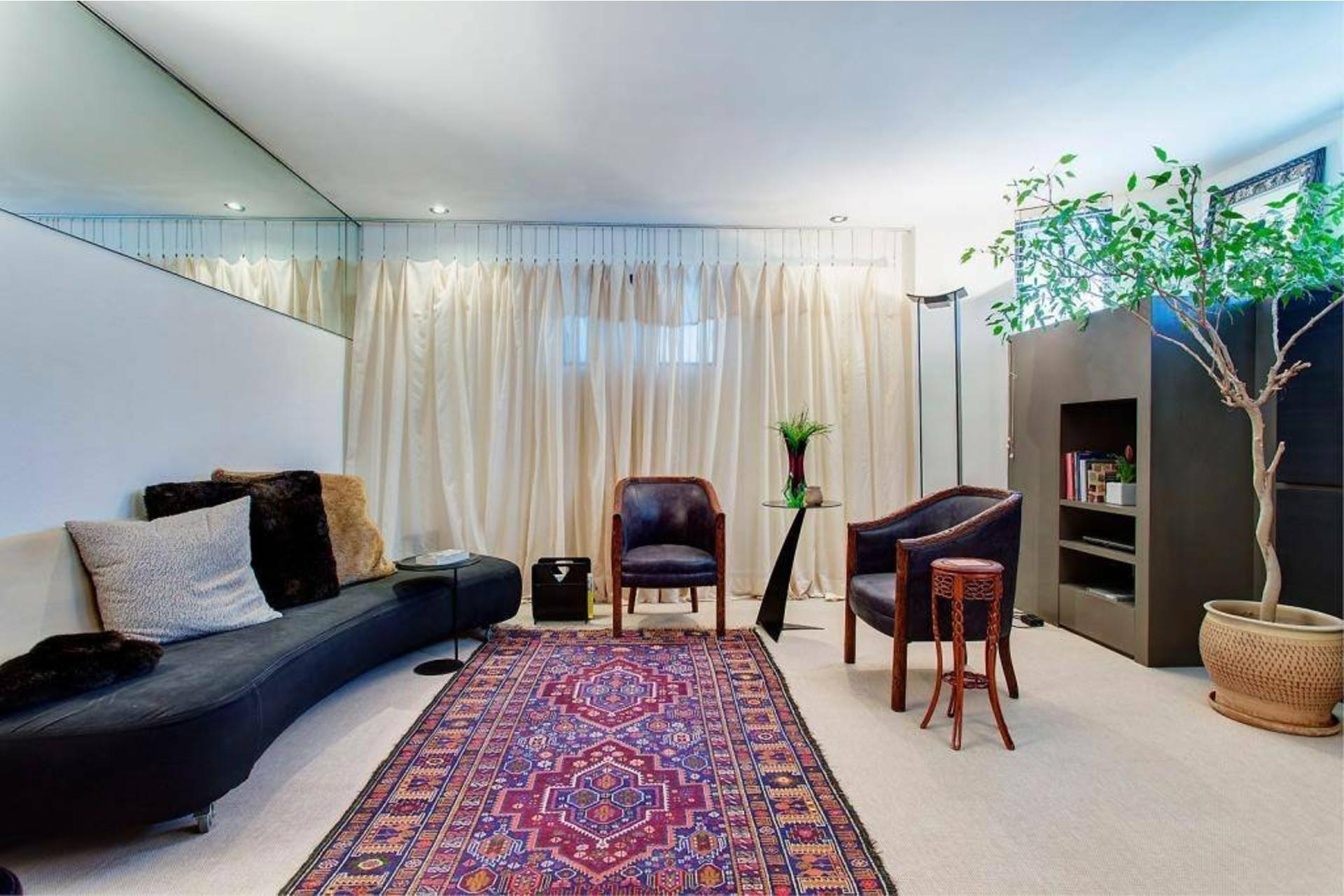 image 3 - Apartment For sale Côte-des-Neiges/Notre-Dame-de-Grâce Montréal  - 6 rooms