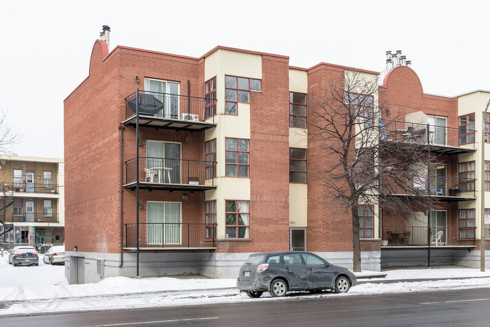 image 23 - Appartement À louer Le Sud-Ouest Montréal  - 7 pièces