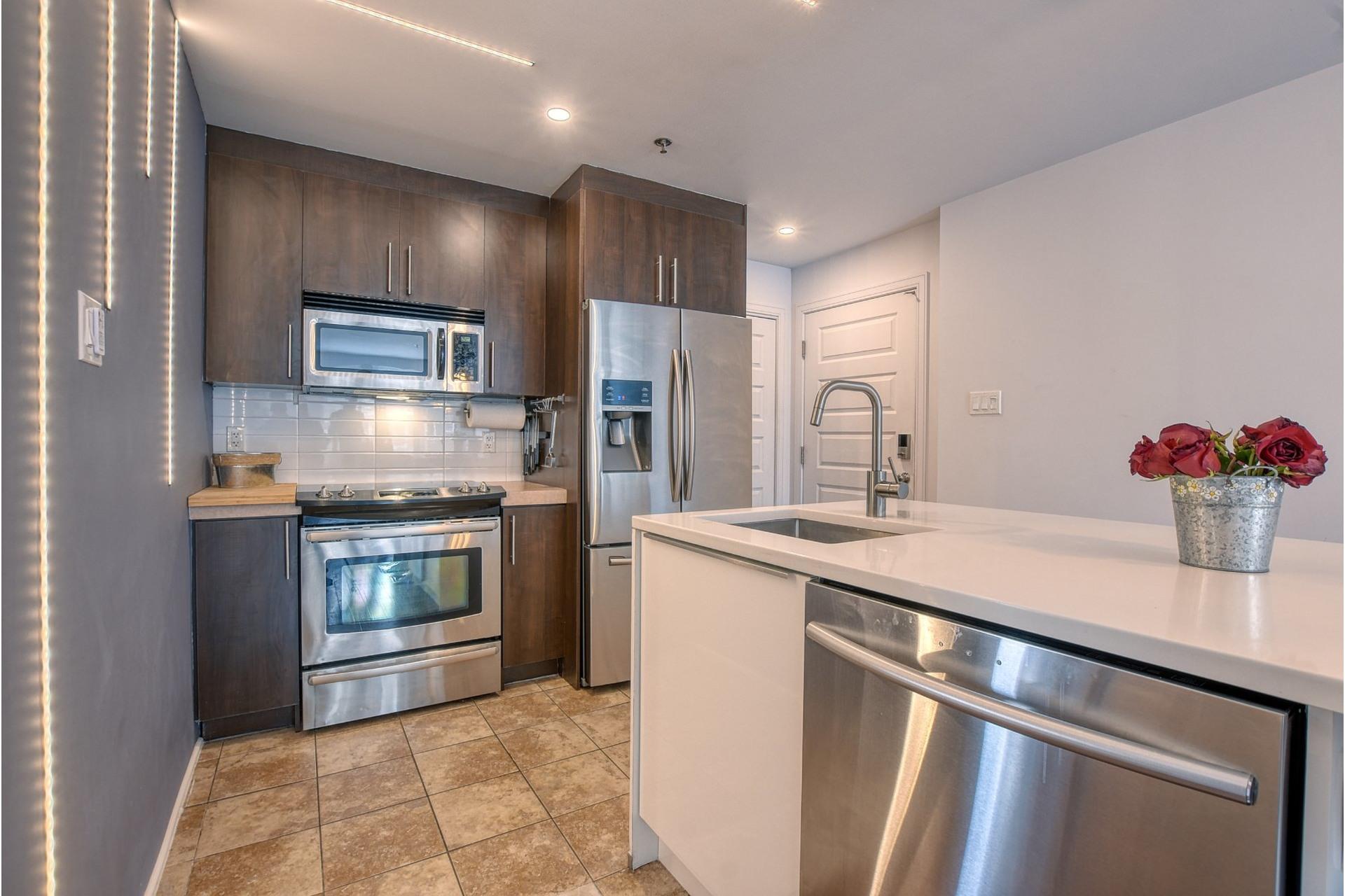 image 2 - Apartment For sale Ahuntsic-Cartierville Montréal  - 4 rooms