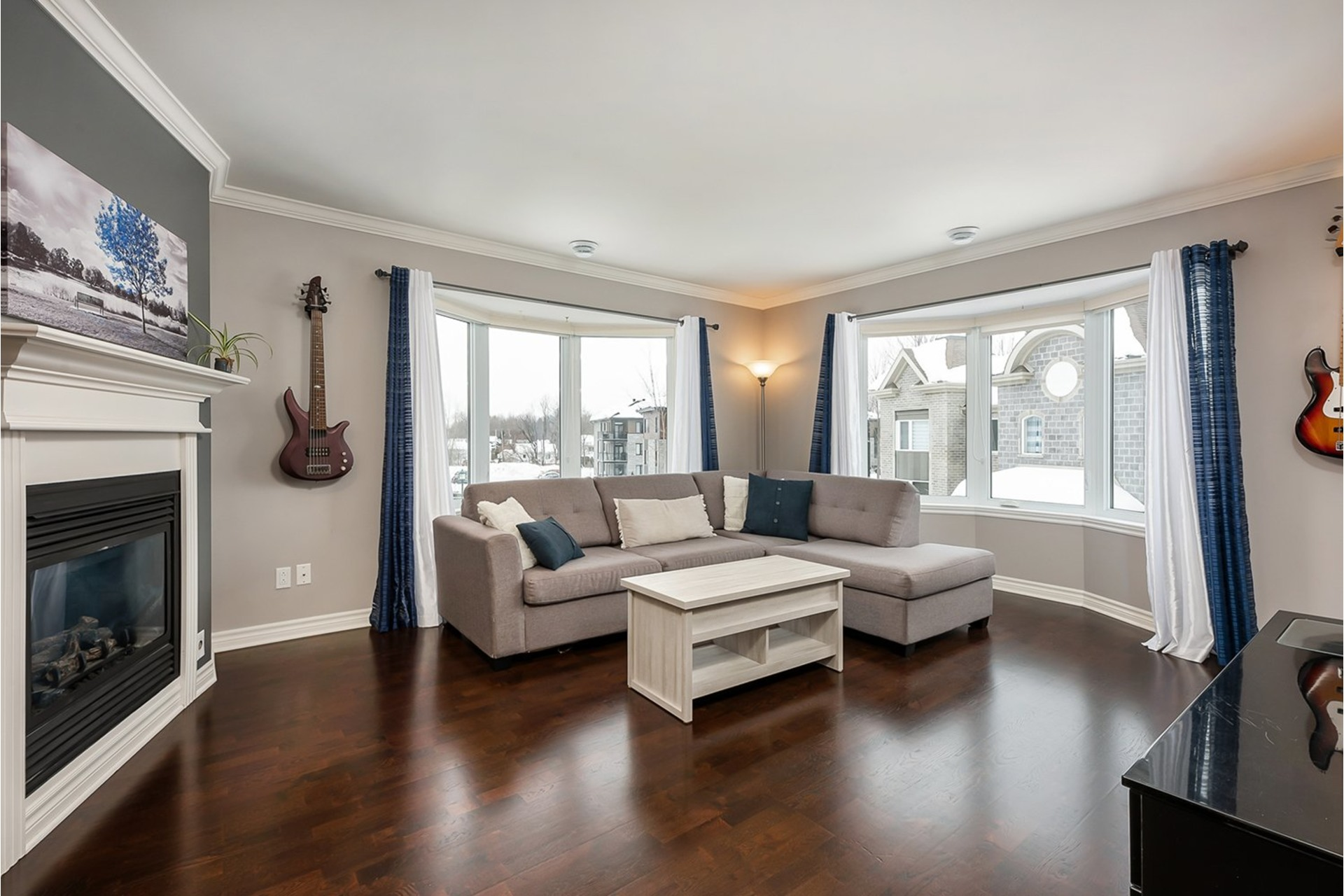 image 2 - Apartment For sale Blainville - 8 rooms