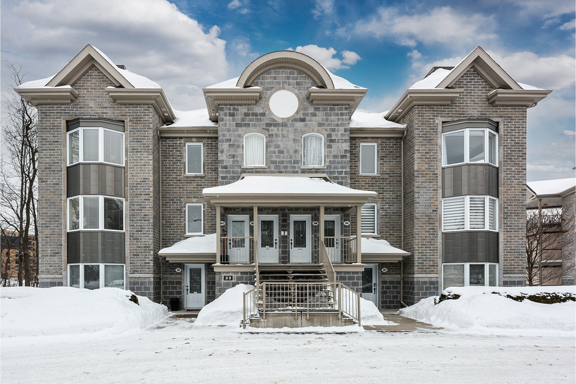 image 0 - Apartment For sale Blainville - 8 rooms