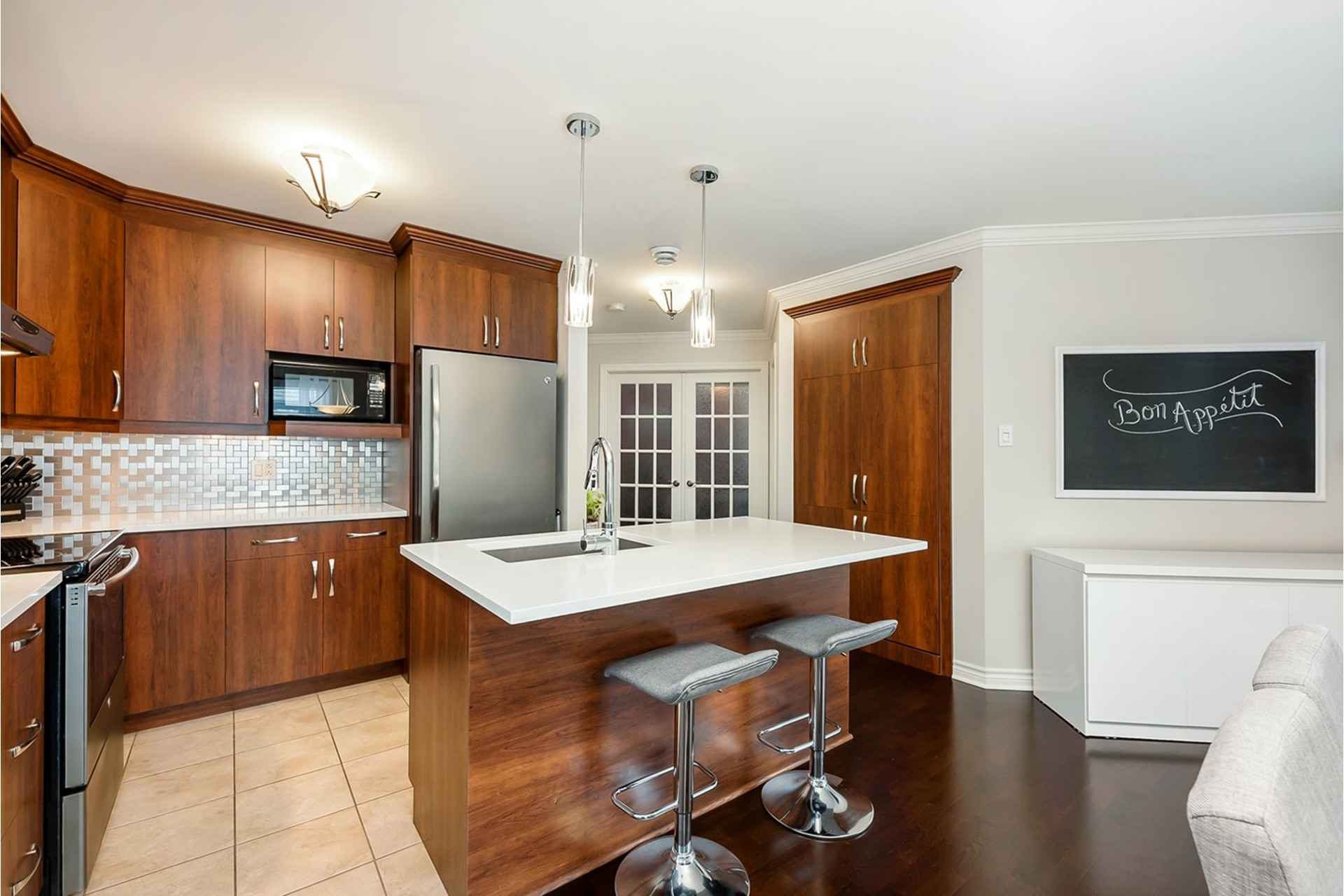 image 9 - Apartment For sale Blainville - 8 rooms