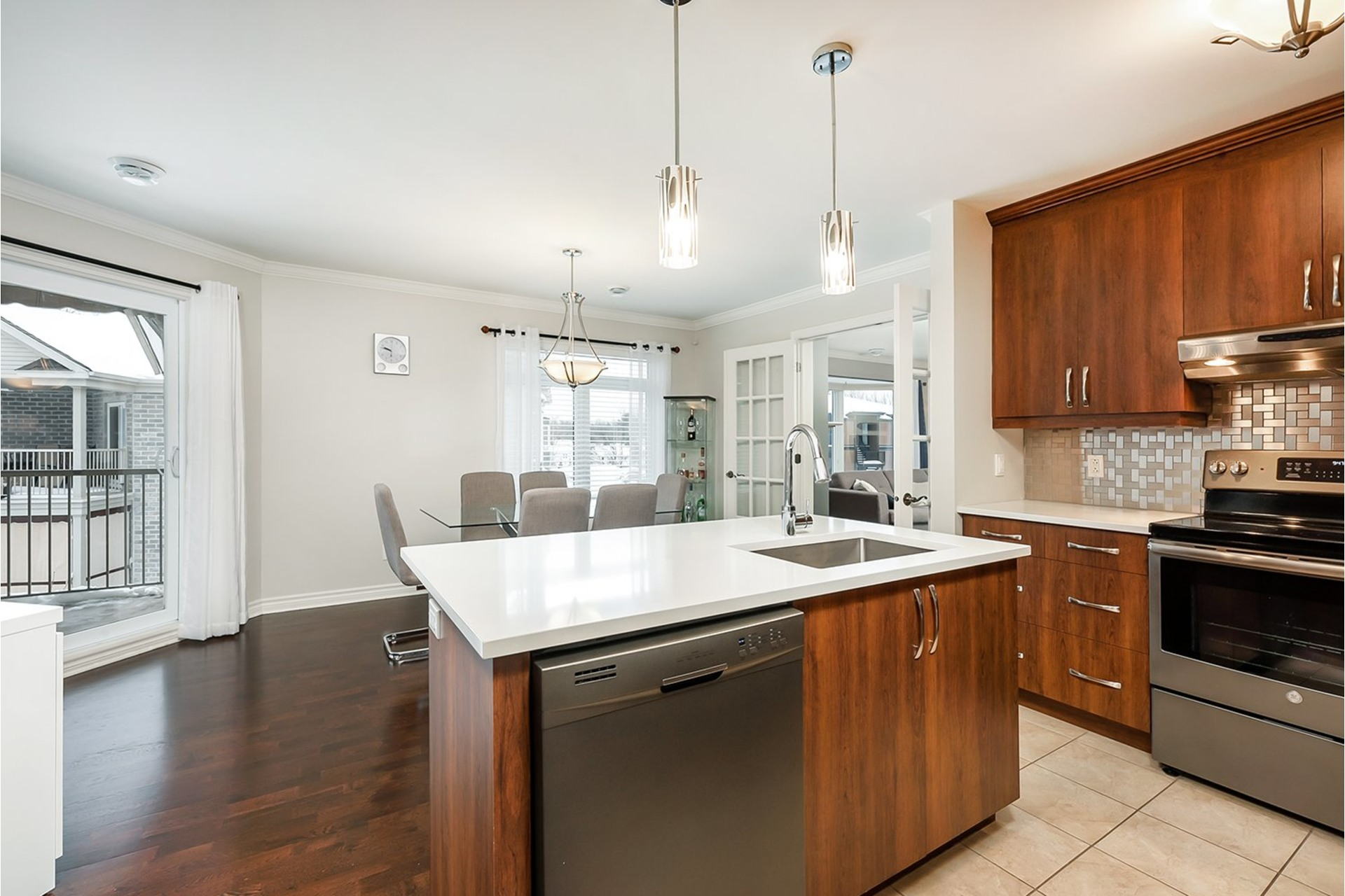 image 11 - Apartment For sale Blainville - 8 rooms