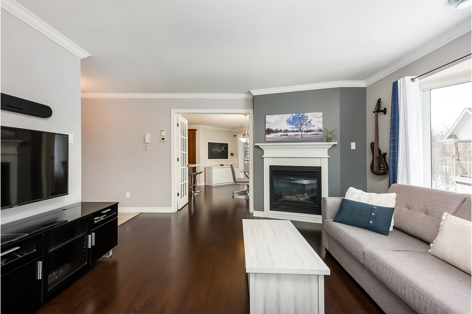 image 4 - Apartment For sale Blainville - 8 rooms
