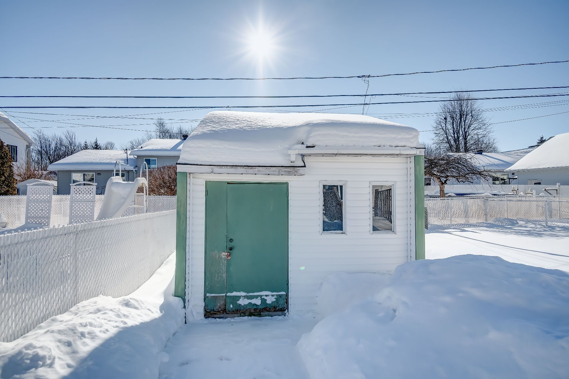 image 28 - Maison À vendre Trois-Rivières - 12 pièces