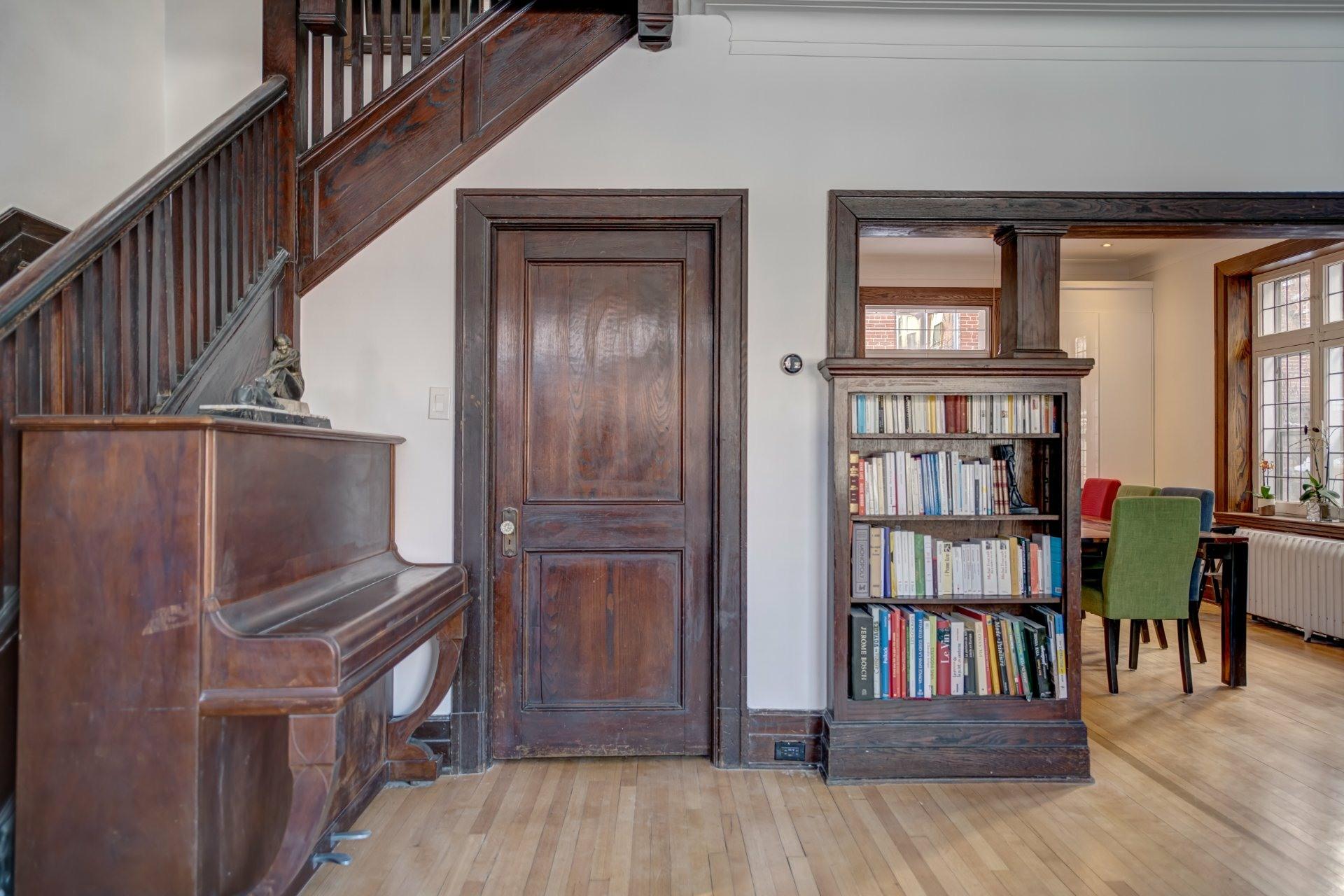 image 7 - House For sale Côte-des-Neiges/Notre-Dame-de-Grâce Montréal  - 10 rooms