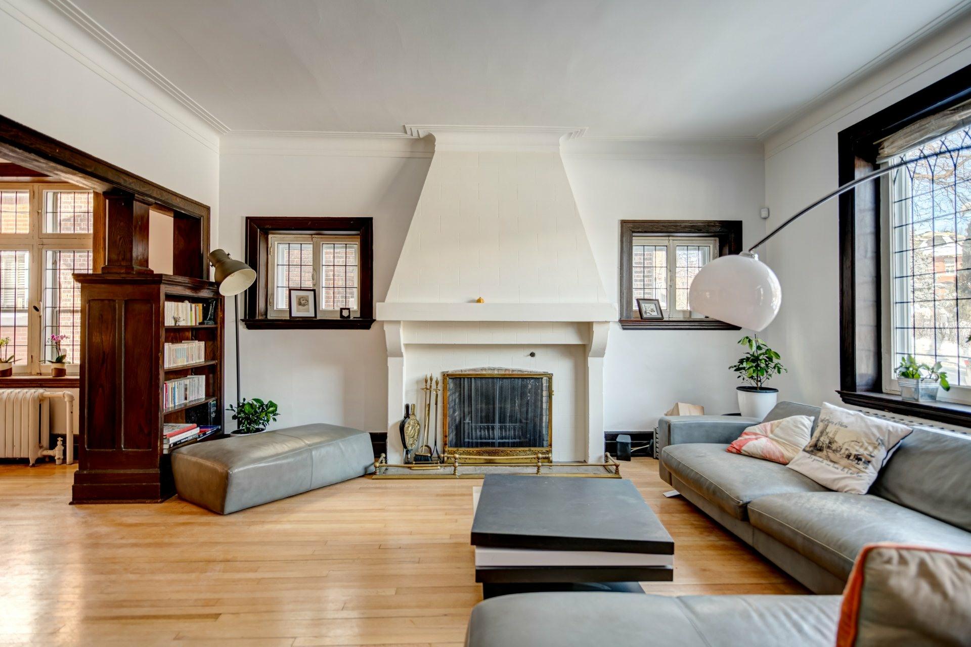 image 4 - House For sale Côte-des-Neiges/Notre-Dame-de-Grâce Montréal  - 10 rooms