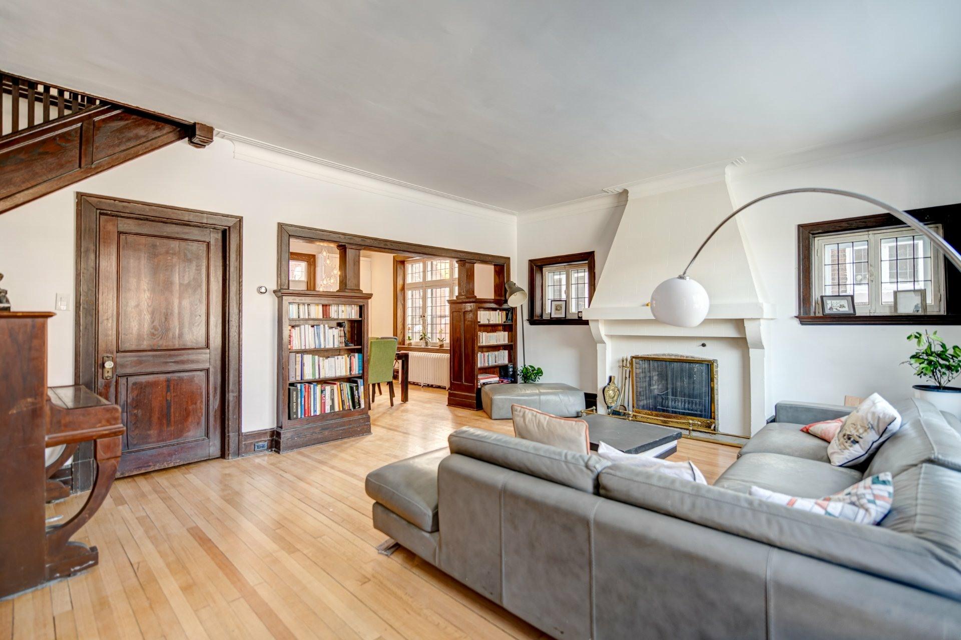 image 5 - House For sale Côte-des-Neiges/Notre-Dame-de-Grâce Montréal  - 10 rooms