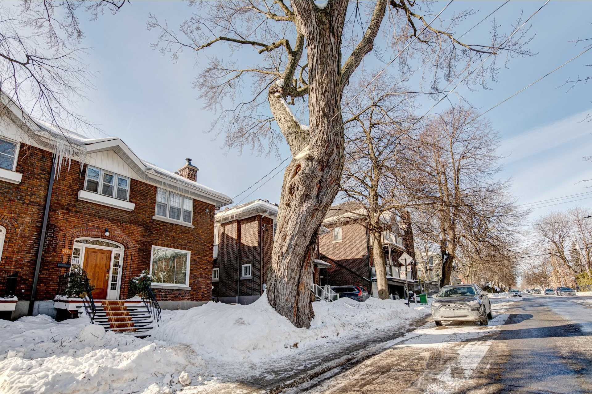 image 45 - House For sale Côte-des-Neiges/Notre-Dame-de-Grâce Montréal  - 10 rooms