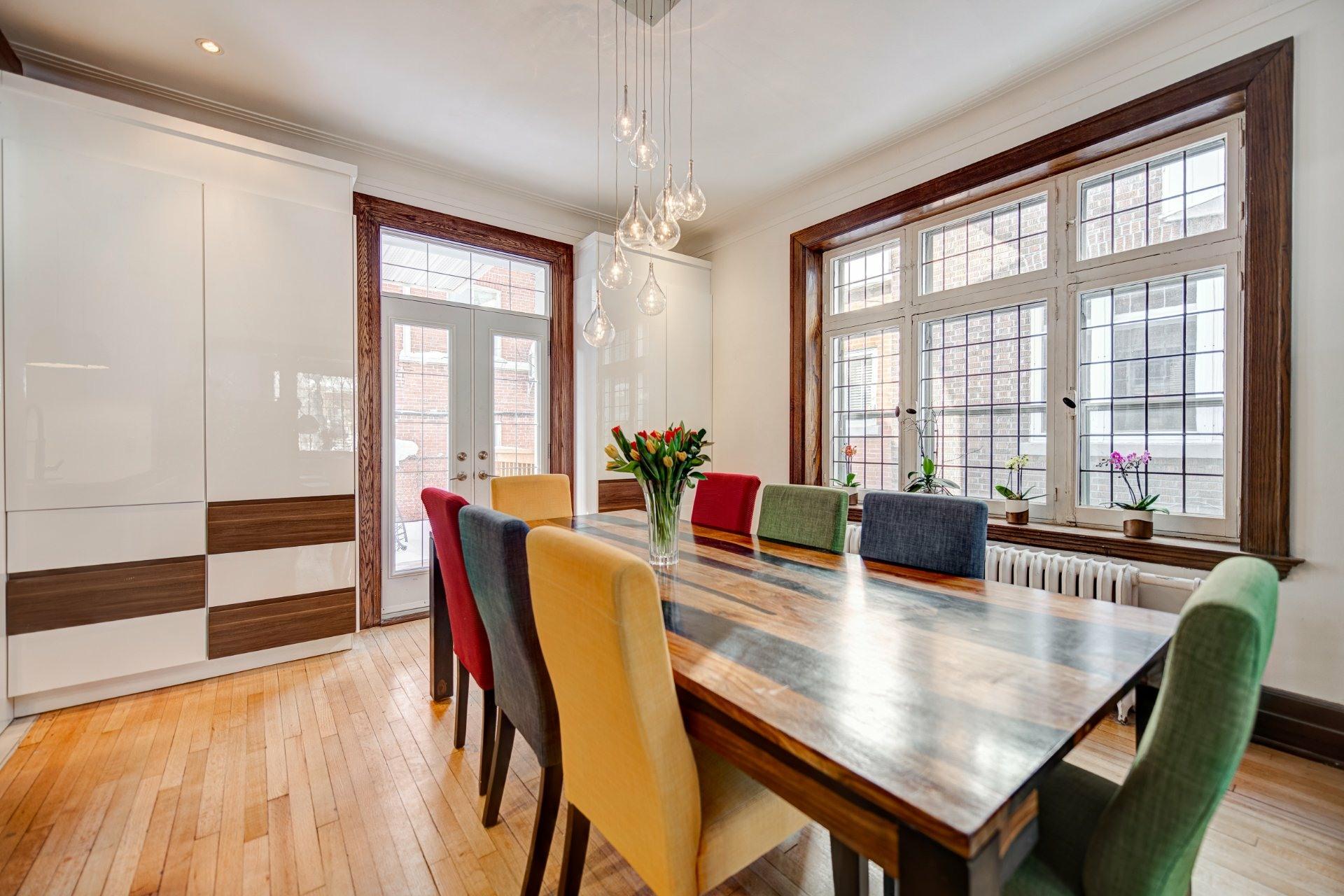 image 13 - House For sale Côte-des-Neiges/Notre-Dame-de-Grâce Montréal  - 10 rooms