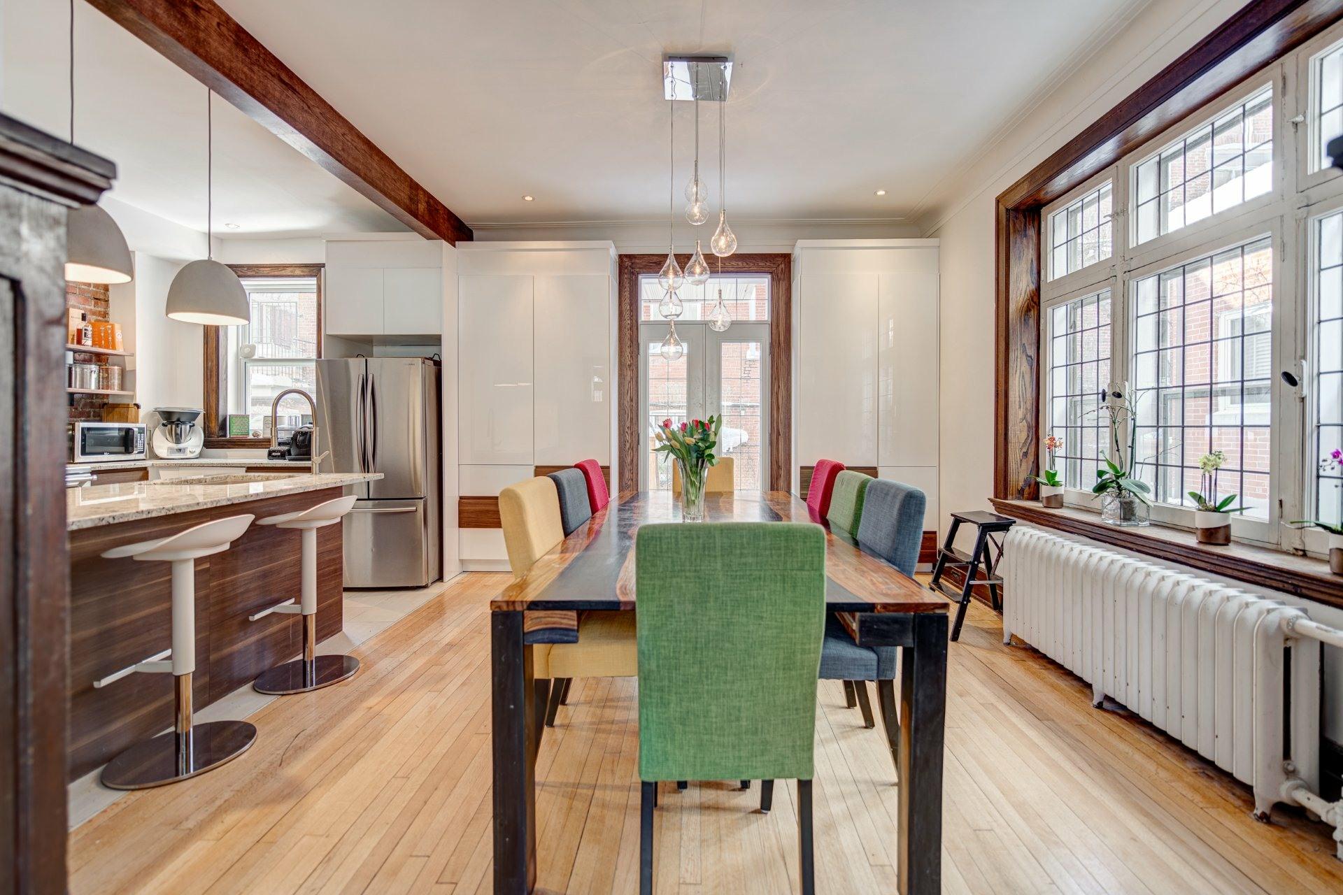 image 12 - House For sale Côte-des-Neiges/Notre-Dame-de-Grâce Montréal  - 10 rooms