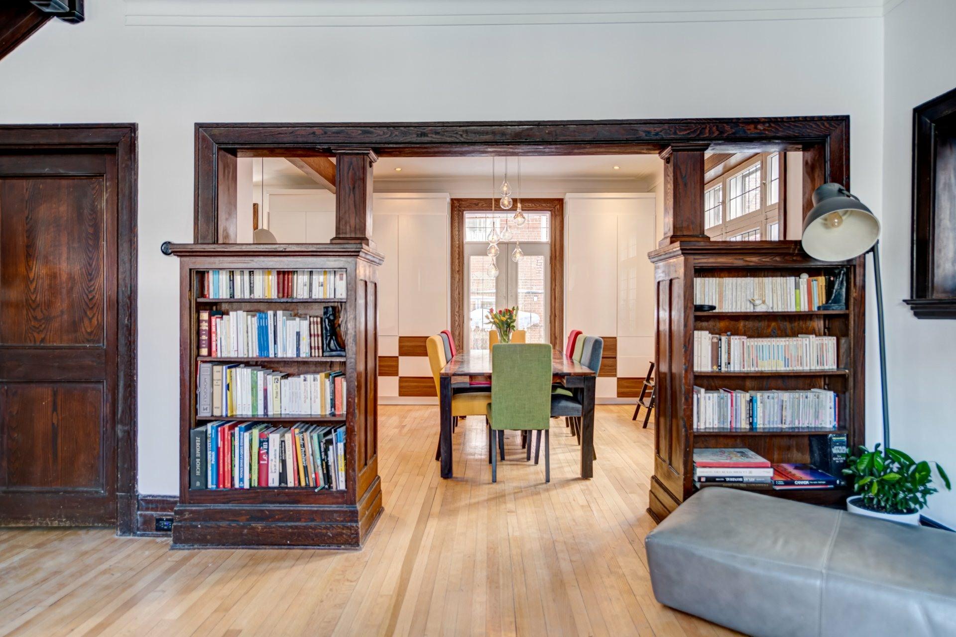 image 10 - House For sale Côte-des-Neiges/Notre-Dame-de-Grâce Montréal  - 10 rooms
