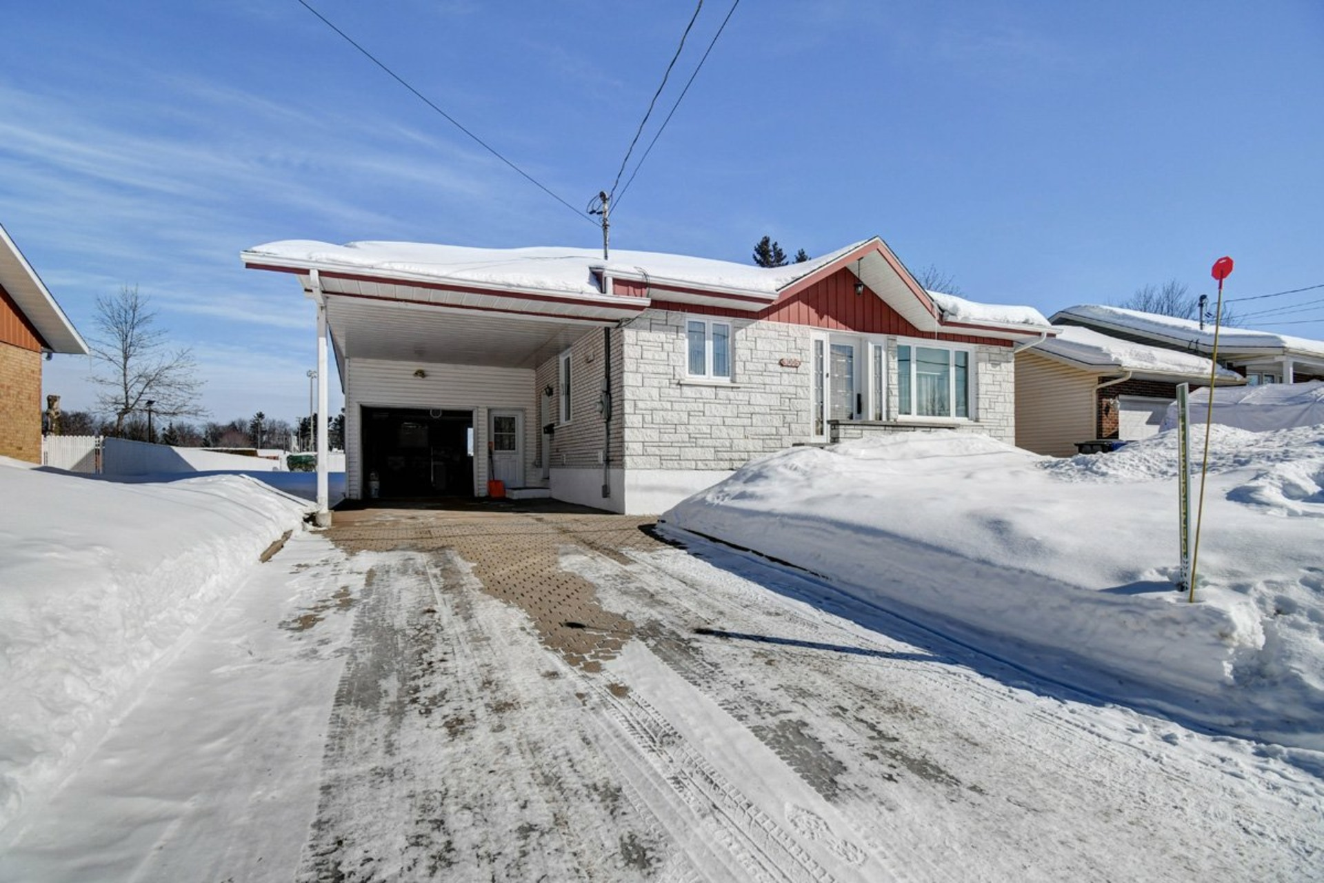 image 0 - House For sale Shawinigan - 9 rooms