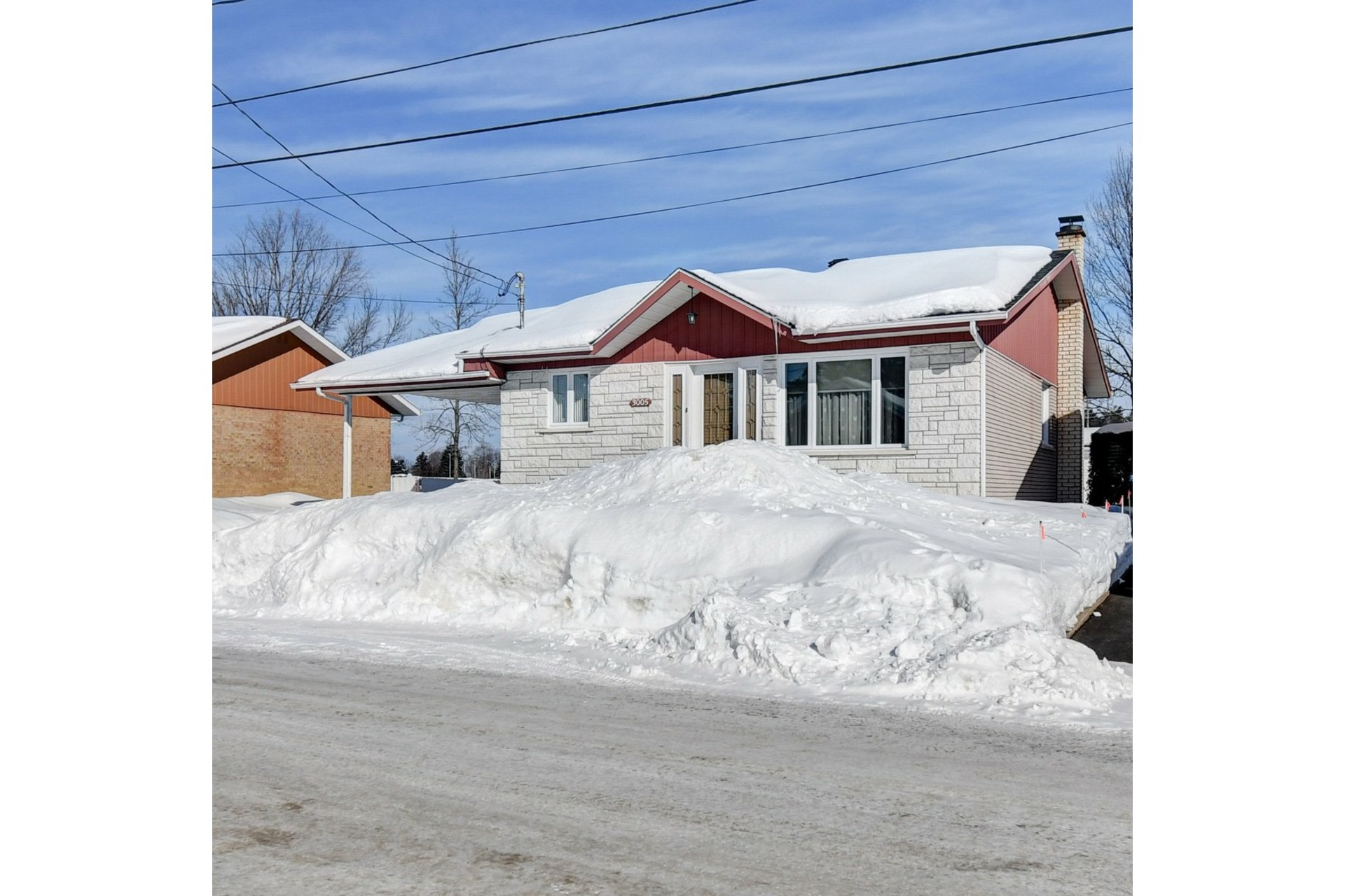 image 3 - House For sale Shawinigan - 9 rooms