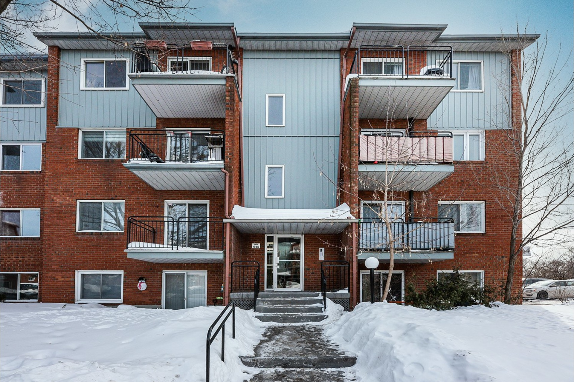 image 0 - Apartment For sale Chomedey Laval  - 6 rooms