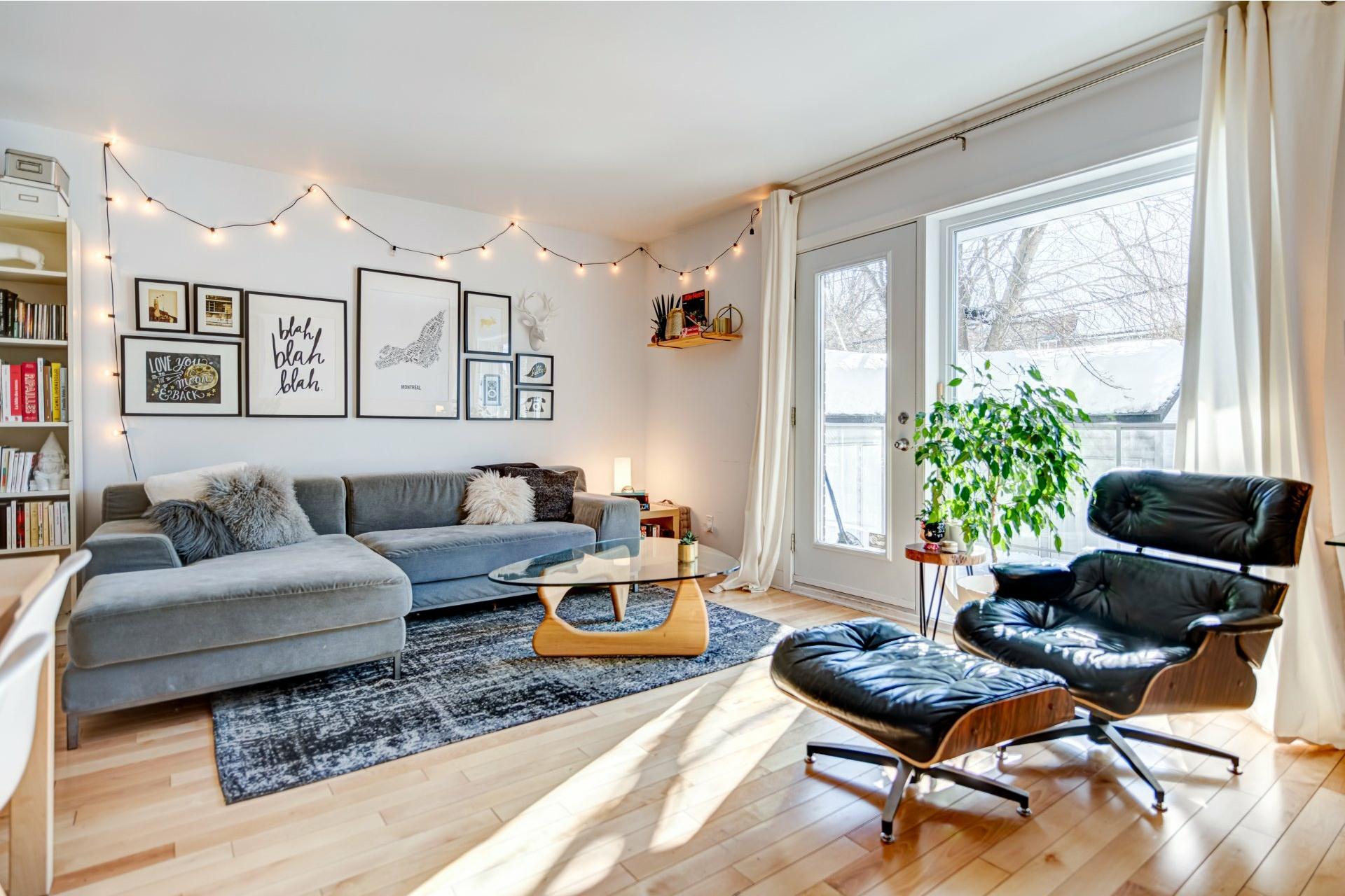 image 0 - Apartment For sale Rosemont/La Petite-Patrie Montréal  - 6 rooms