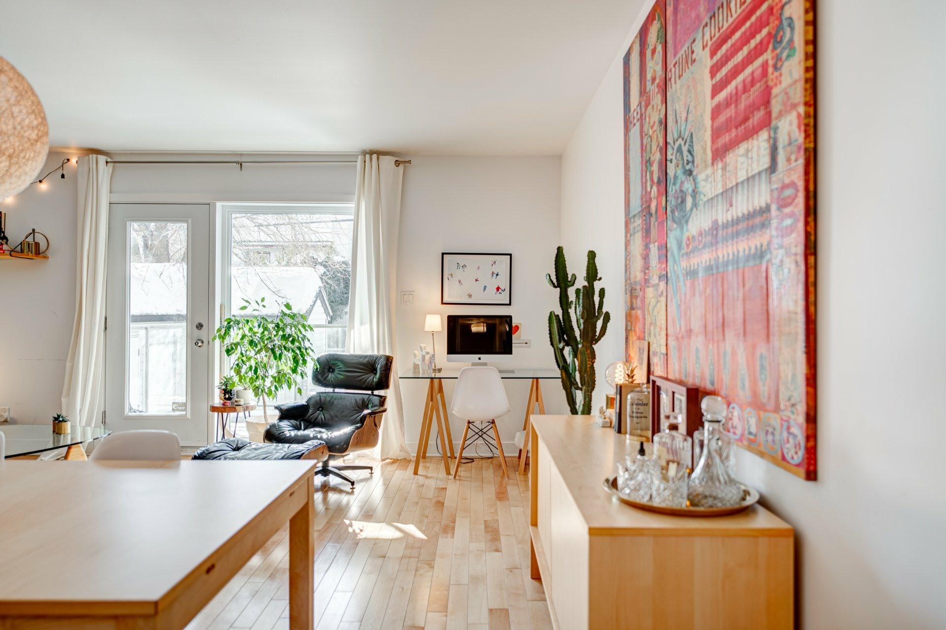image 7 - Apartment For sale Rosemont/La Petite-Patrie Montréal  - 6 rooms
