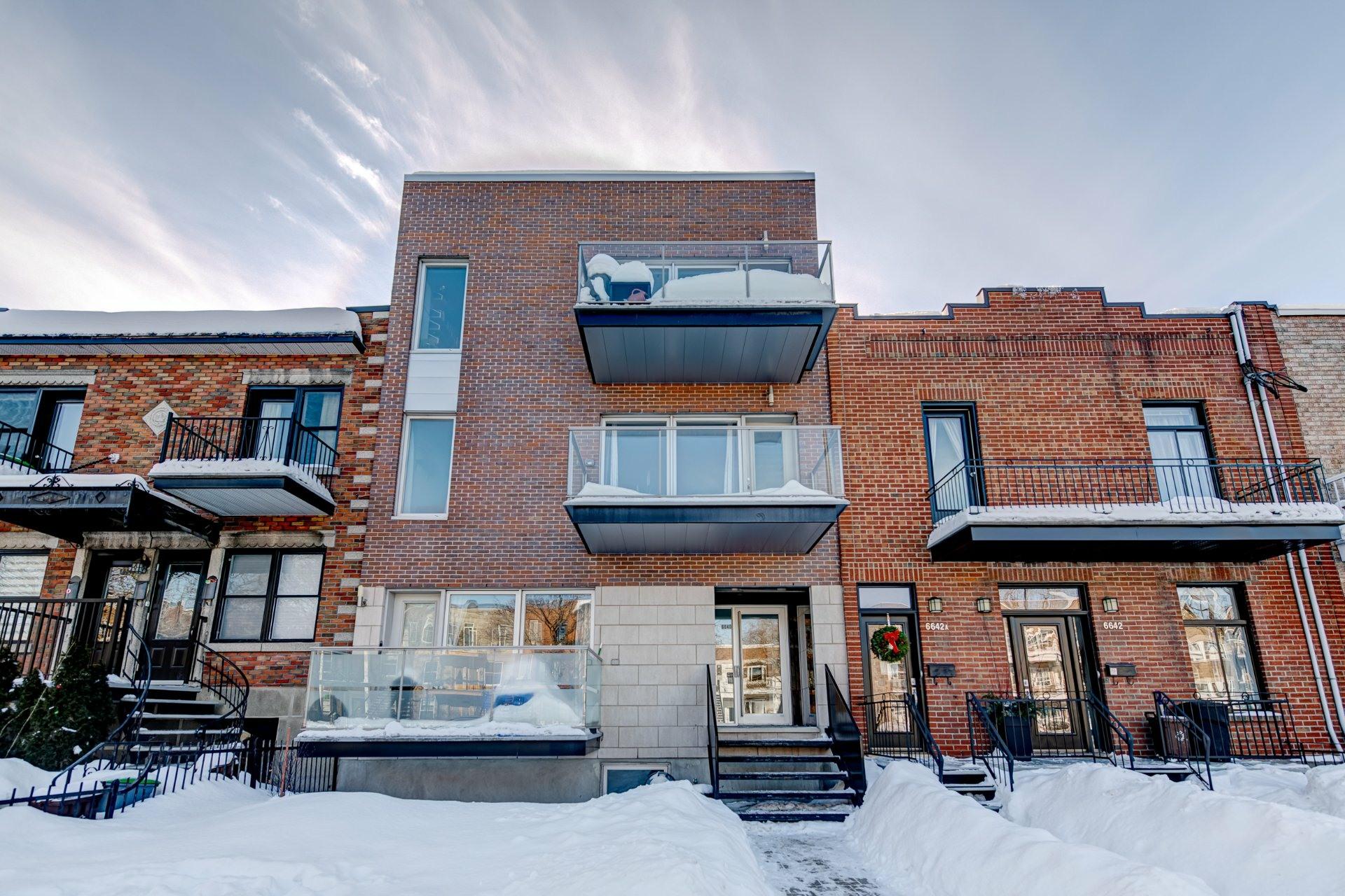 image 33 - Apartment For sale Rosemont/La Petite-Patrie Montréal  - 6 rooms
