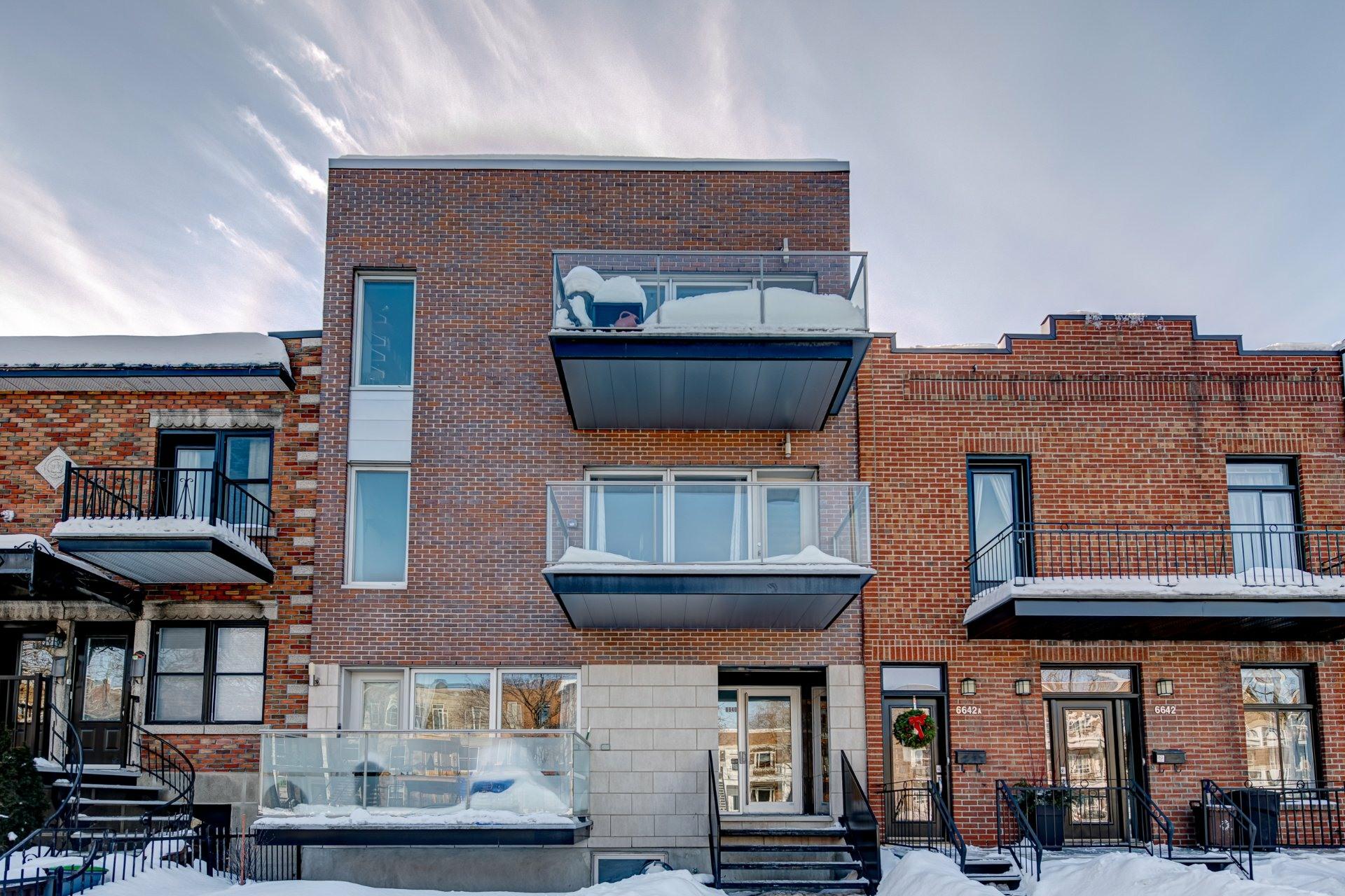 image 34 - Apartment For sale Rosemont/La Petite-Patrie Montréal  - 6 rooms