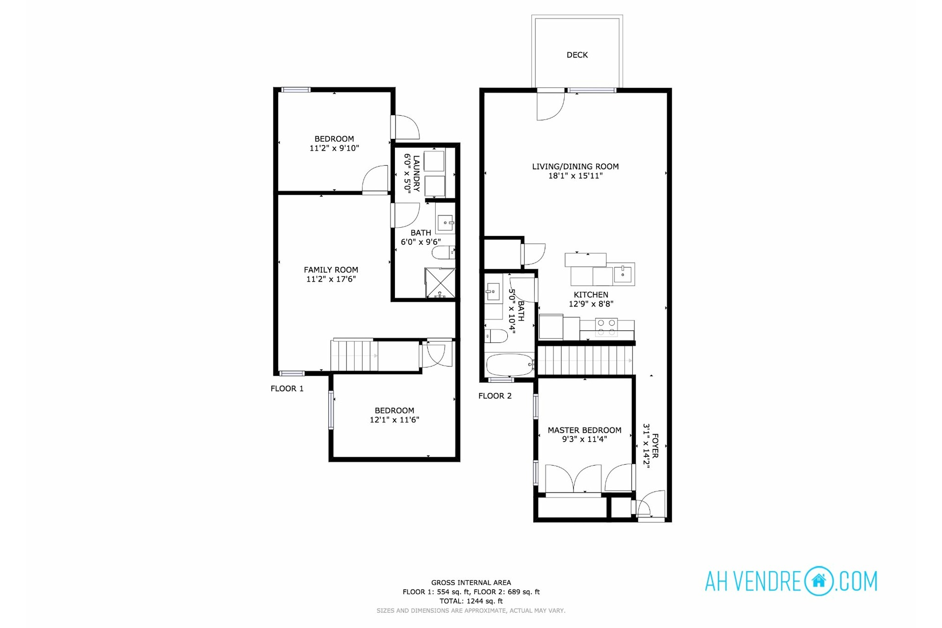 image 32 - Appartement À vendre Rosemont/La Petite-Patrie Montréal  - 6 pièces
