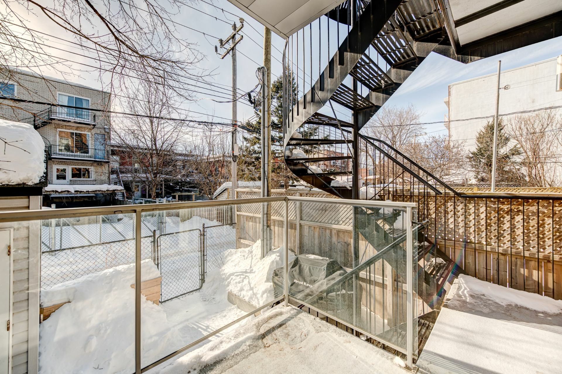 image 27 - Apartment For sale Rosemont/La Petite-Patrie Montréal  - 6 rooms