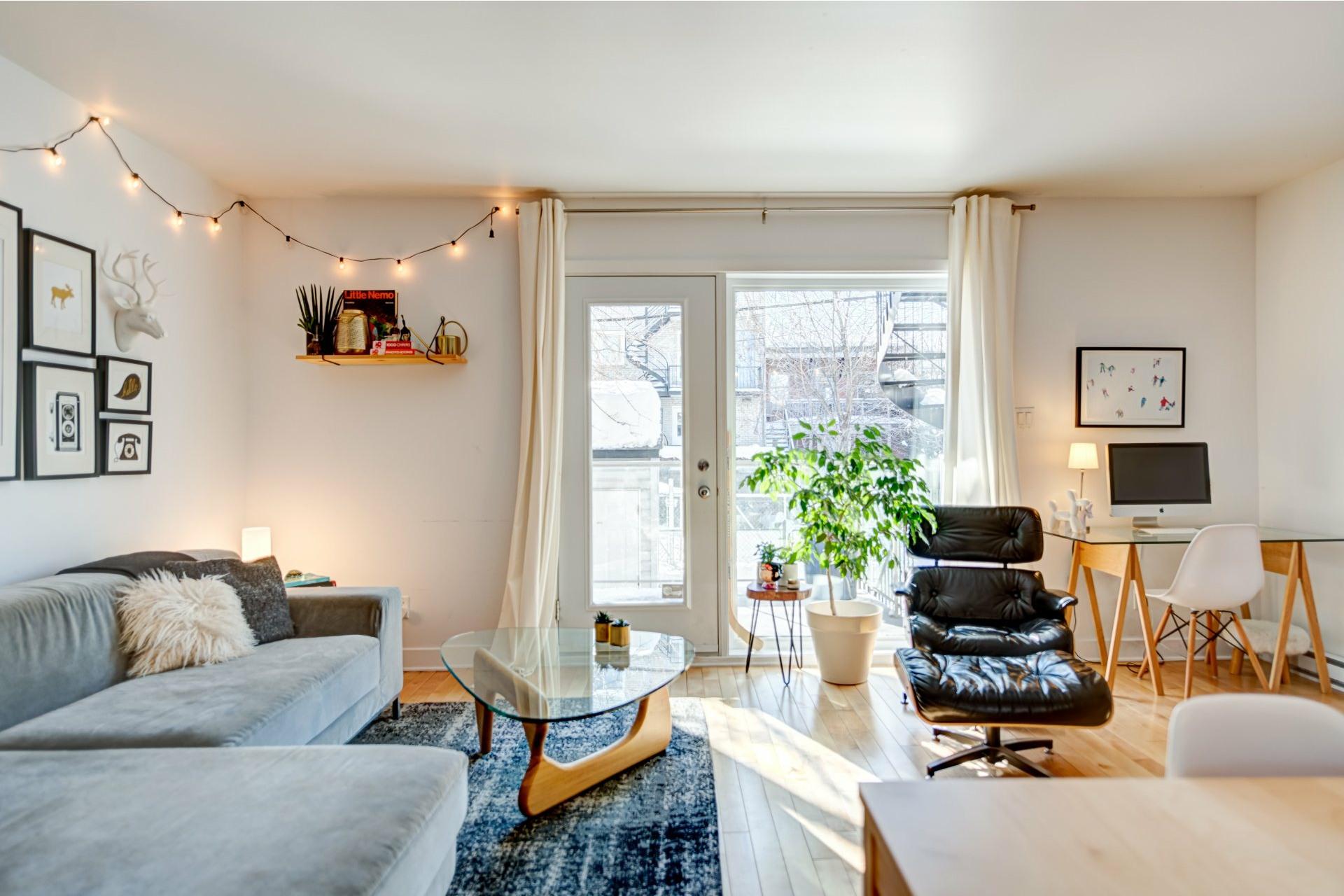 image 9 - Apartment For sale Rosemont/La Petite-Patrie Montréal  - 6 rooms